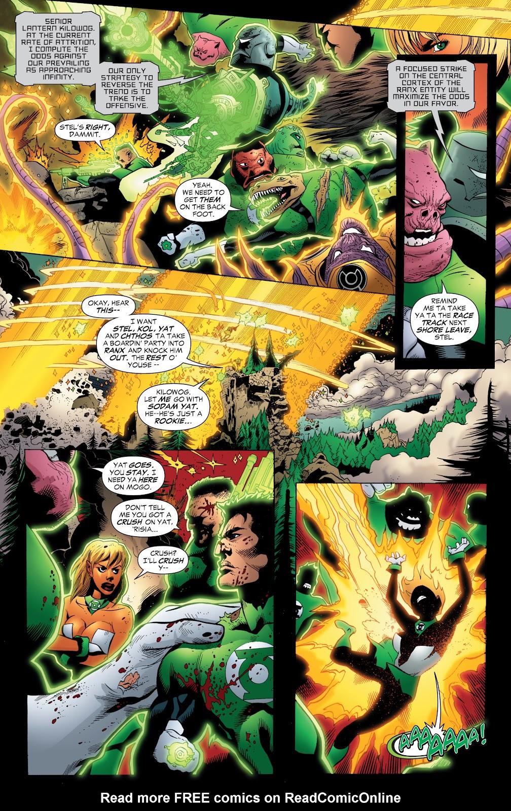 Green Lantern: The Sinestro Corps War Full #1 - English 130