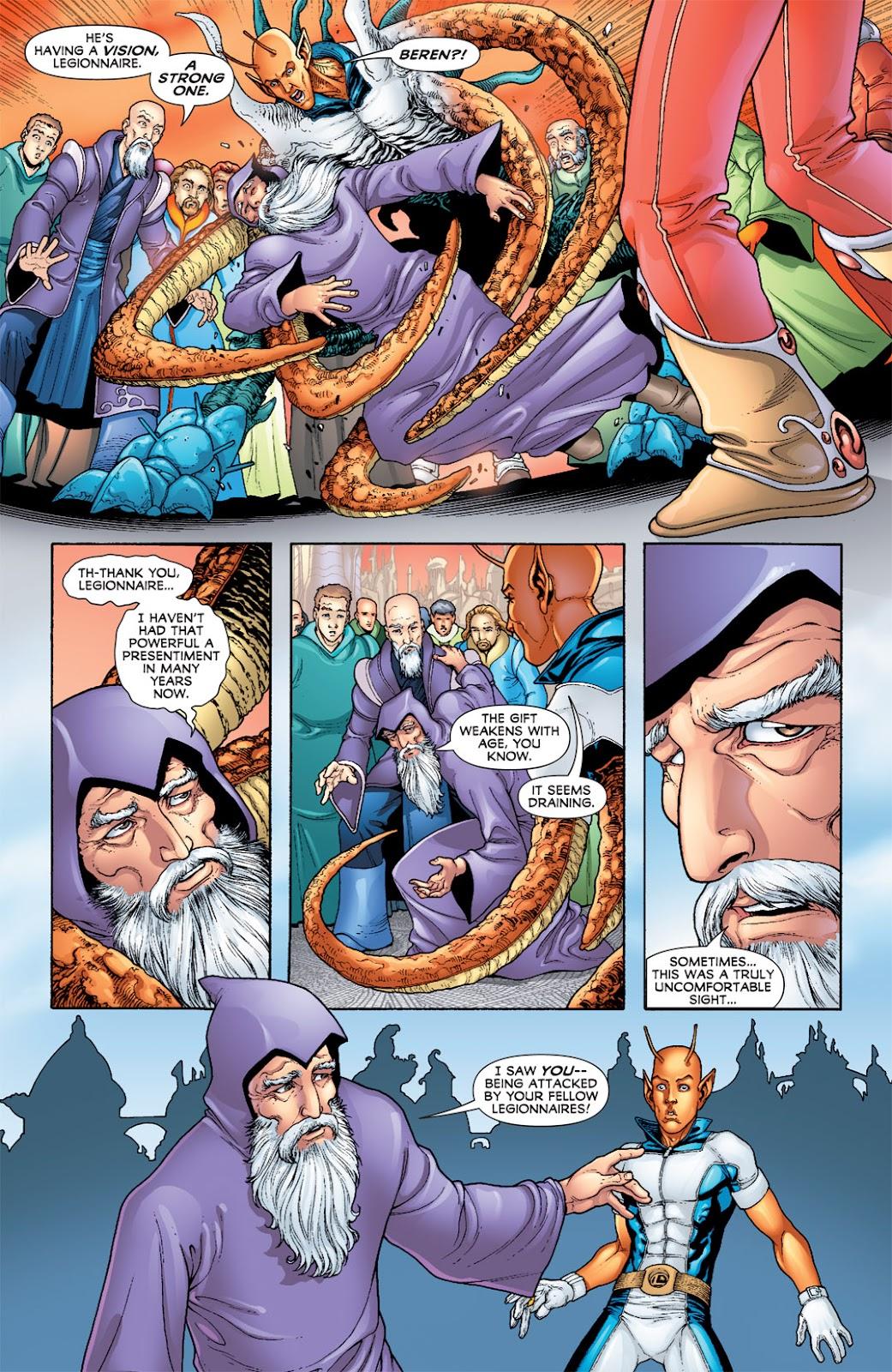 Legion of Super-Heroes (2010) Issue #7 #8 - English 28