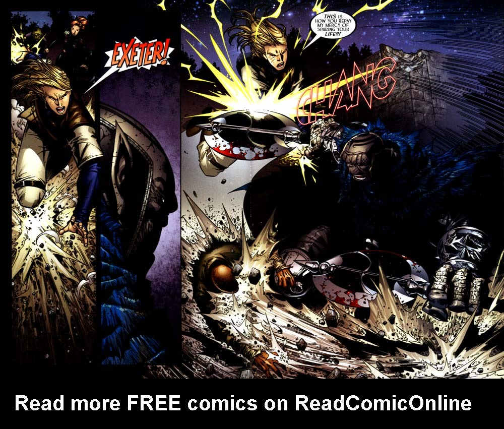 Read online Scion comic -  Issue #16 - 5
