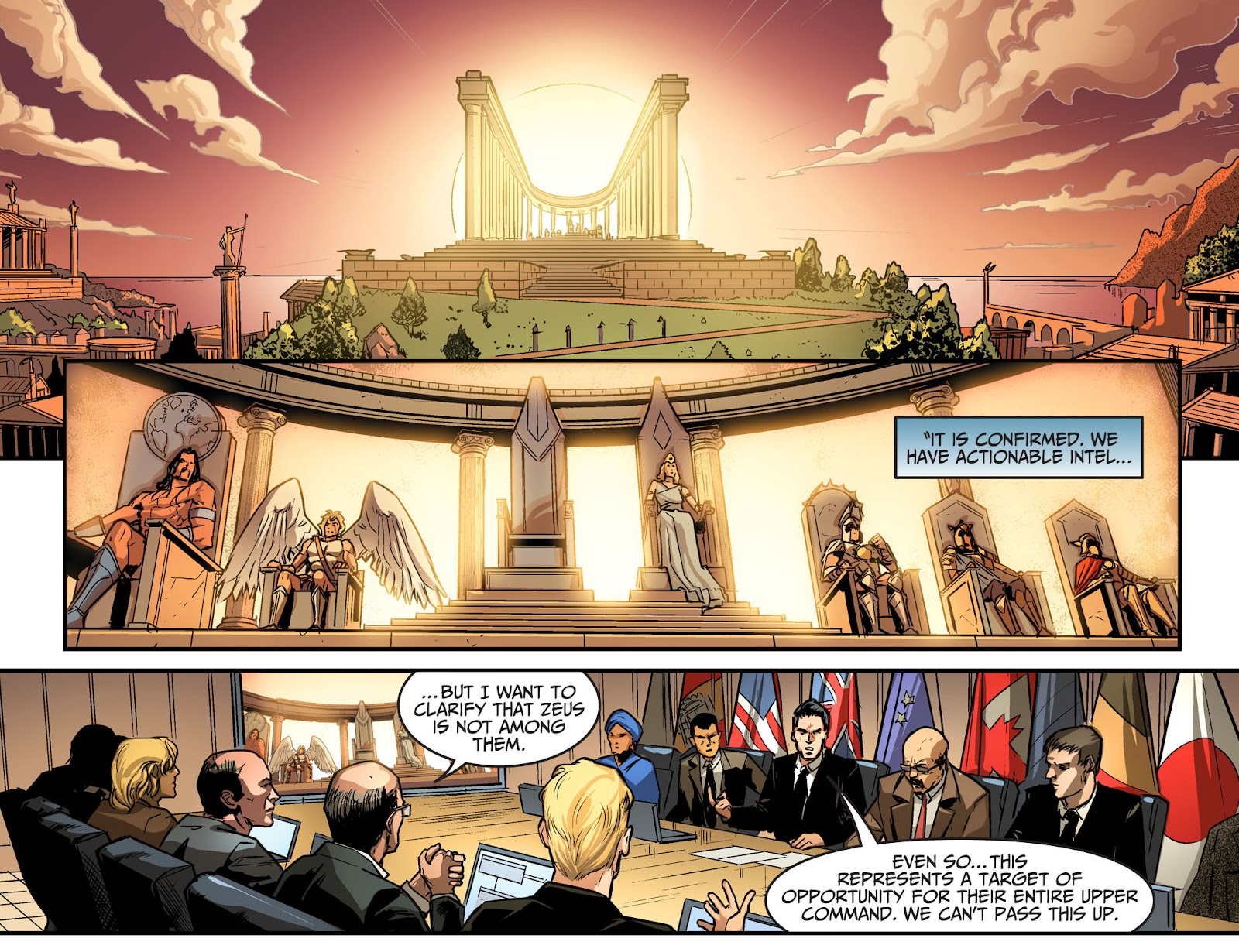 Injustice: Gods Among Us Year Four Issue #22 #23 - English 22