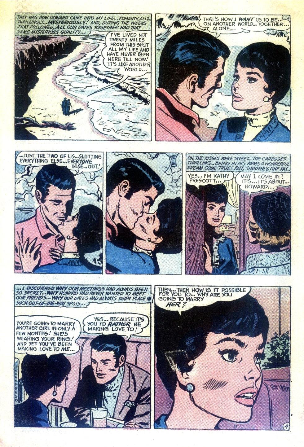 Read online Secret Hearts comic -  Issue #148 - 18