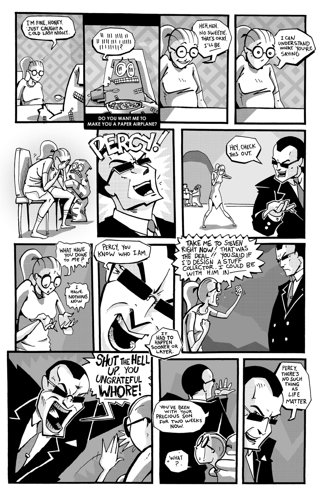Read online Scud: The Disposable Assassin: The Whole Shebang comic -  Issue # TPB (Part 2) - 188