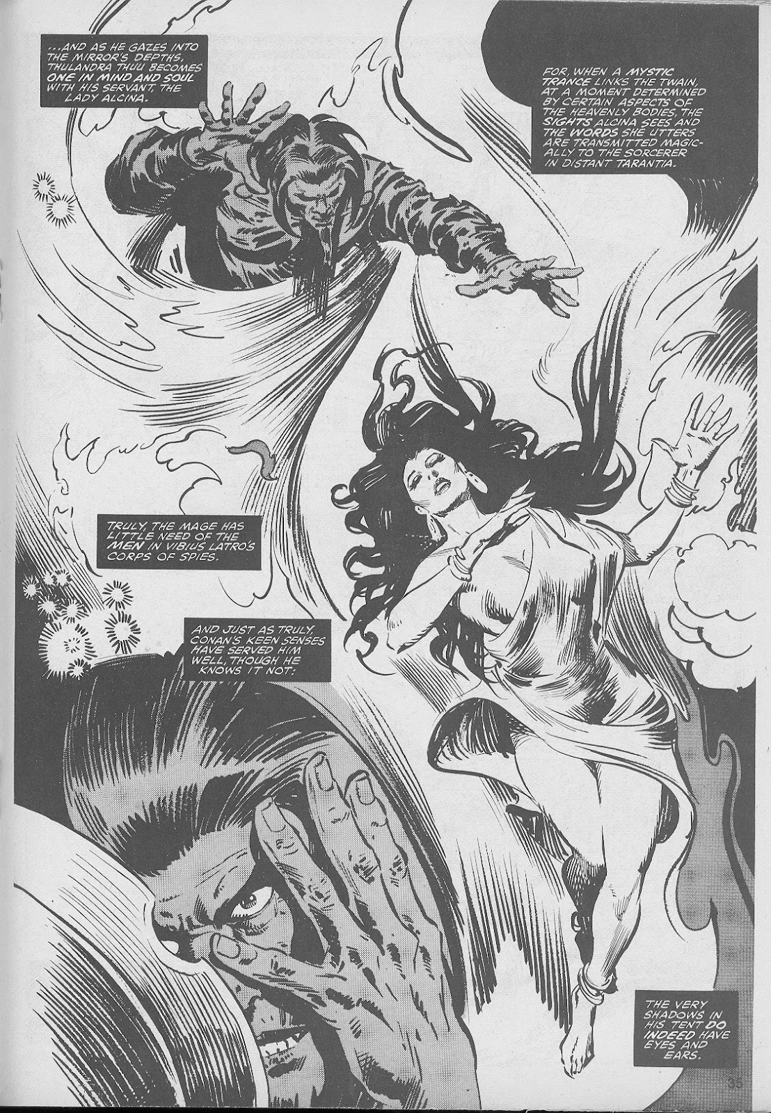 The Savage Sword Of Conan Issue #49 #50 - English 35