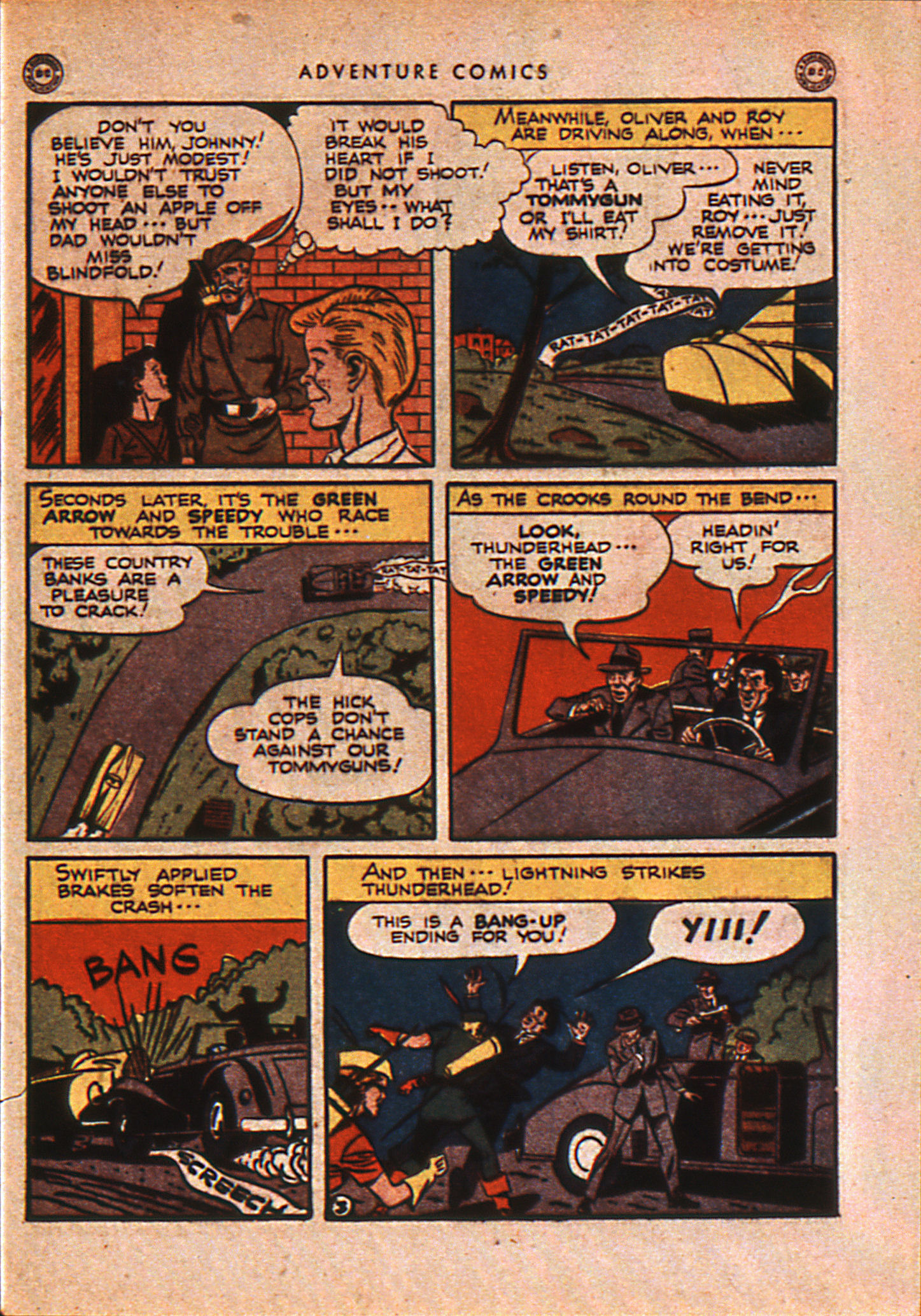 Read online Adventure Comics (1938) comic -  Issue #110 - 14
