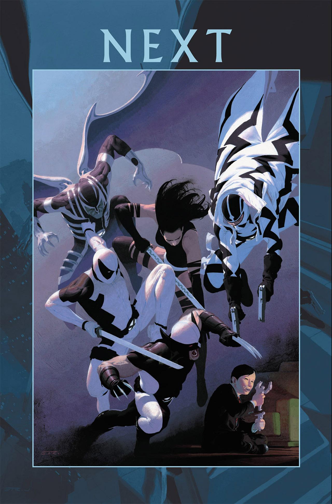Uncanny X-Force (2010) #3 #35 - English 25