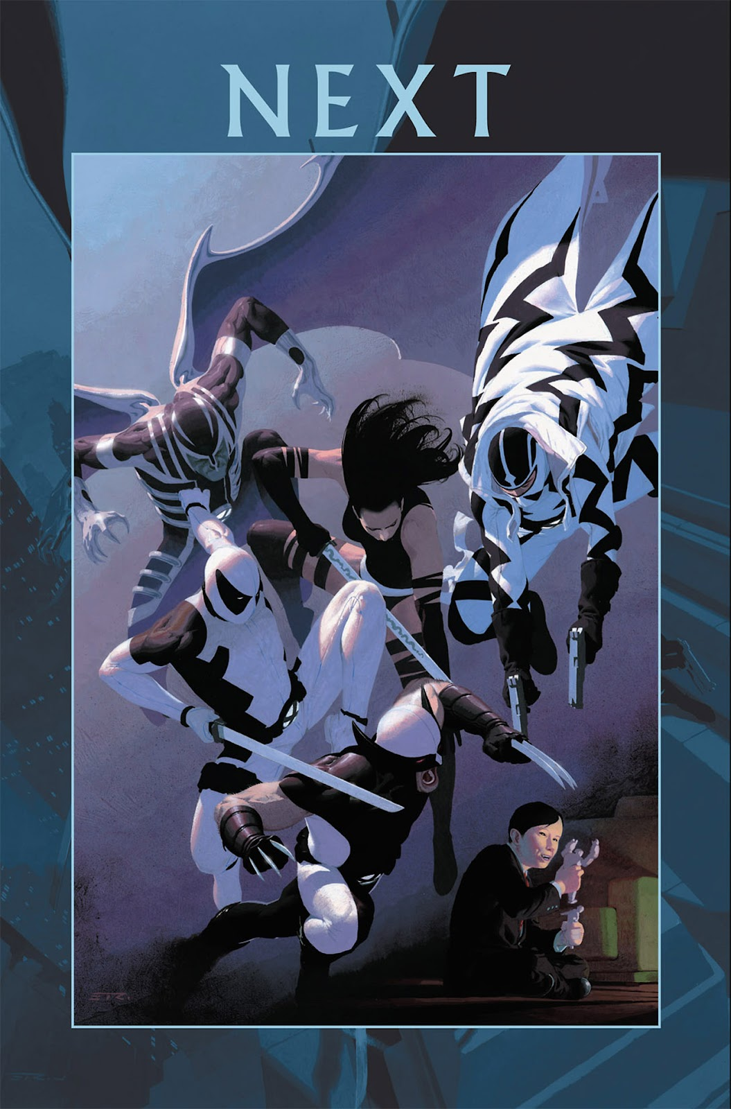 Uncanny X-Force (2010) Issue #3 #3 - English 25
