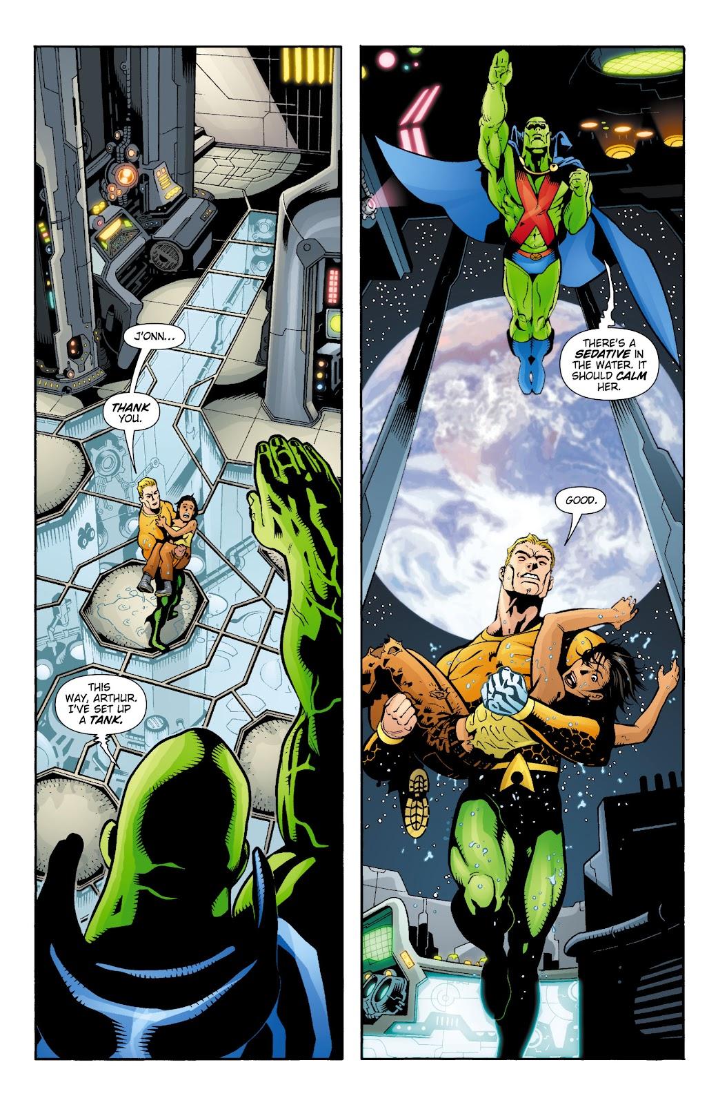 Aquaman (2003) Issue #16 #16 - English 9