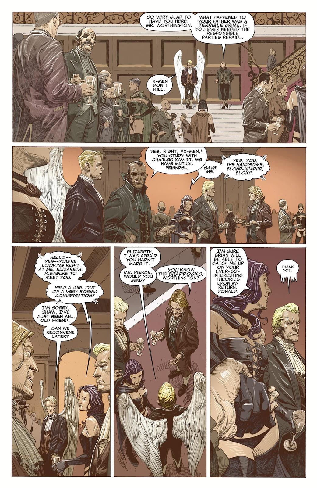 Uncanny X-Force (2010) Issue #17 #18 - English 13