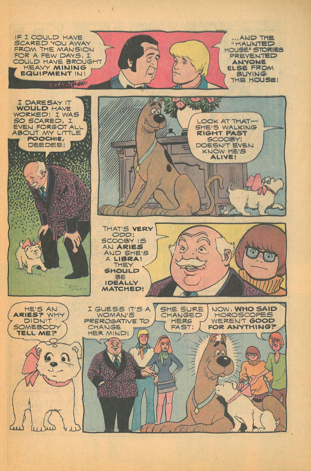 Read online Scooby-Doo... Mystery Comics comic -  Issue #21 - 33