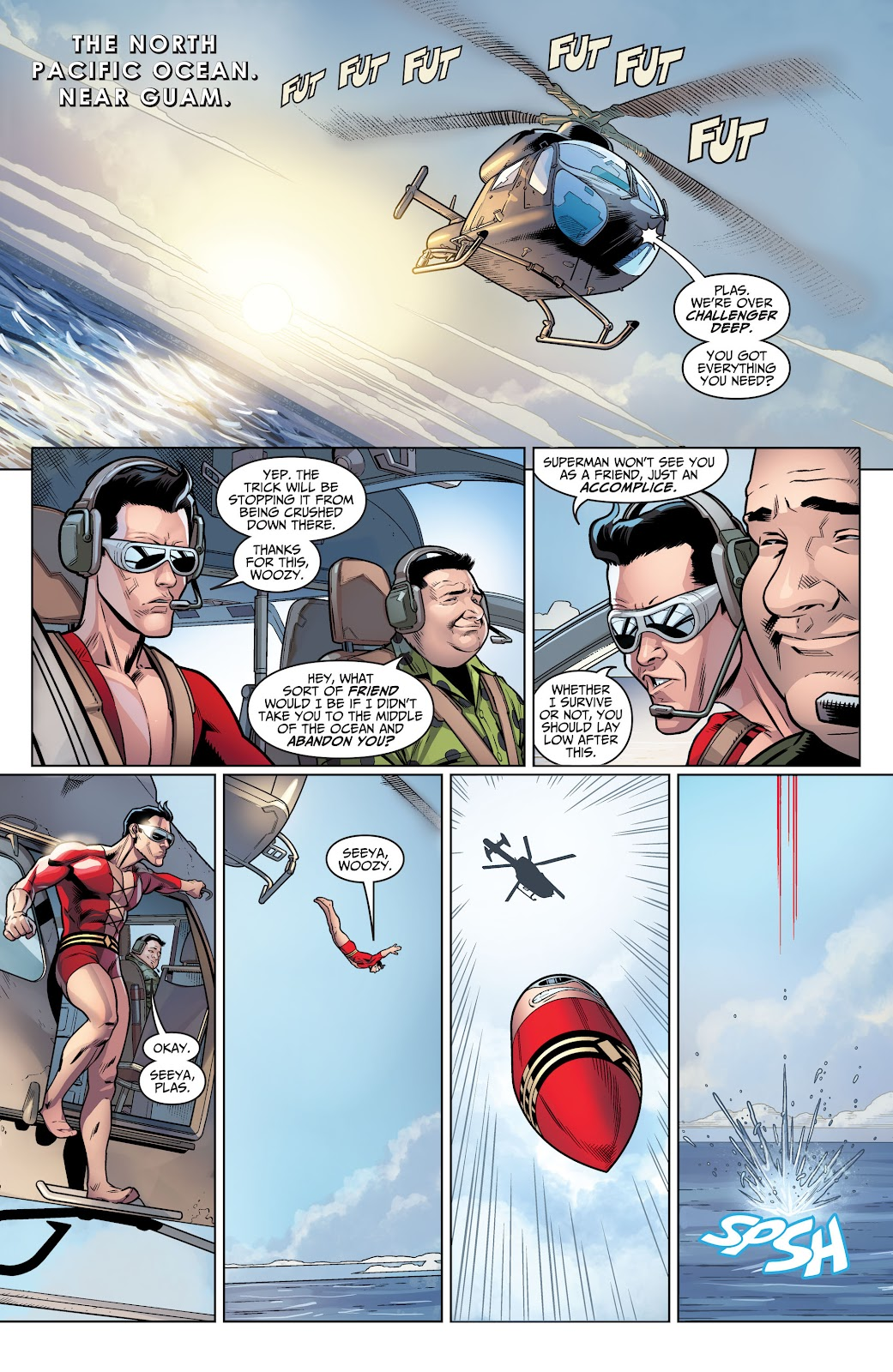 Injustice: Gods Among Us Year Four _Annual 1 #1 - English 19