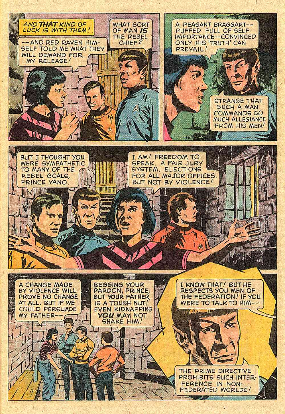 Star Trek (1967) #44 #44 - English 16