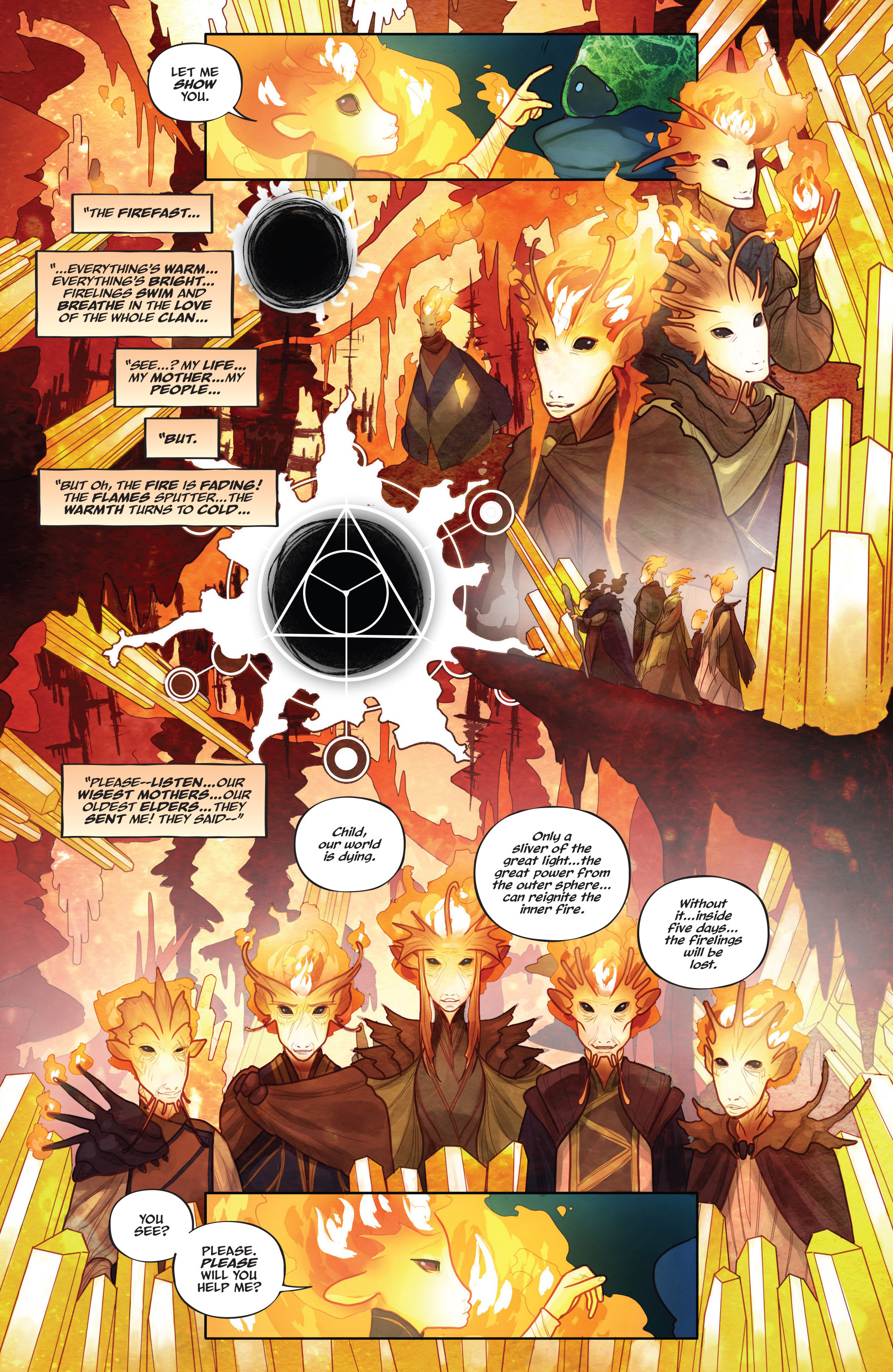 The Power of the Dark Crystal 1 Page 11