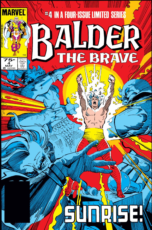 Balder the Brave 4 Page 1