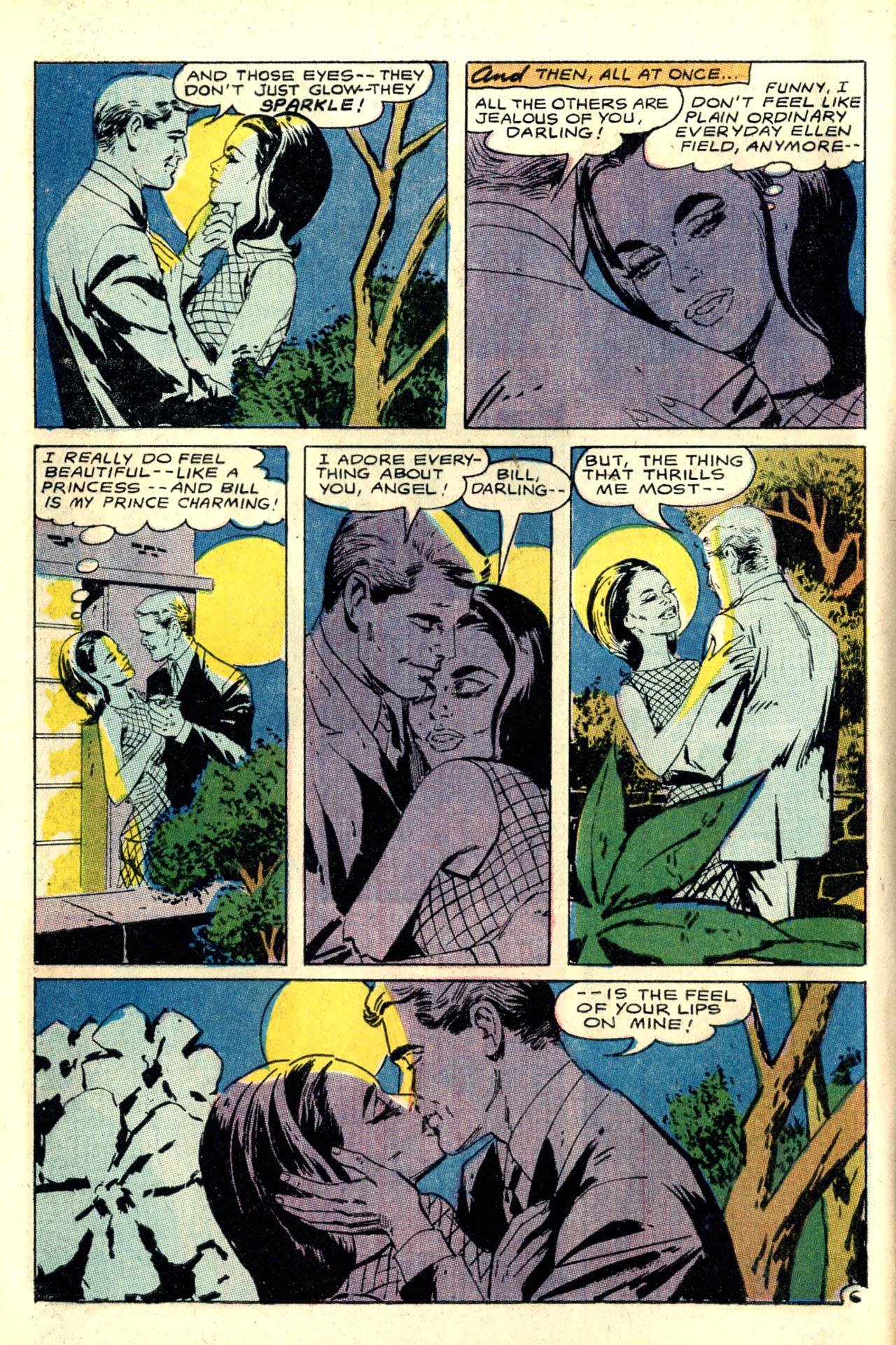 Read online Secret Hearts comic -  Issue #127 - 8