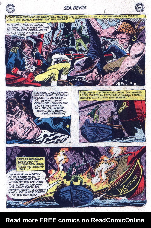 Read online Sea Devils comic -  Issue #13 - 6