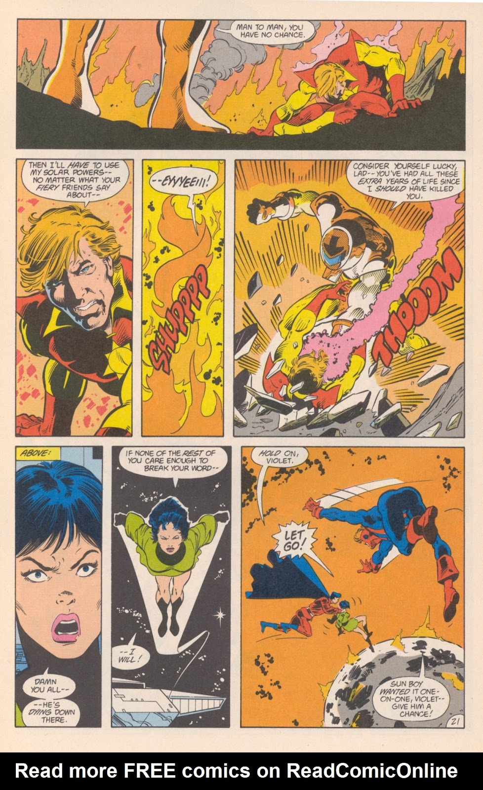 Tales of the Legion Issue #340 #27 - English 21
