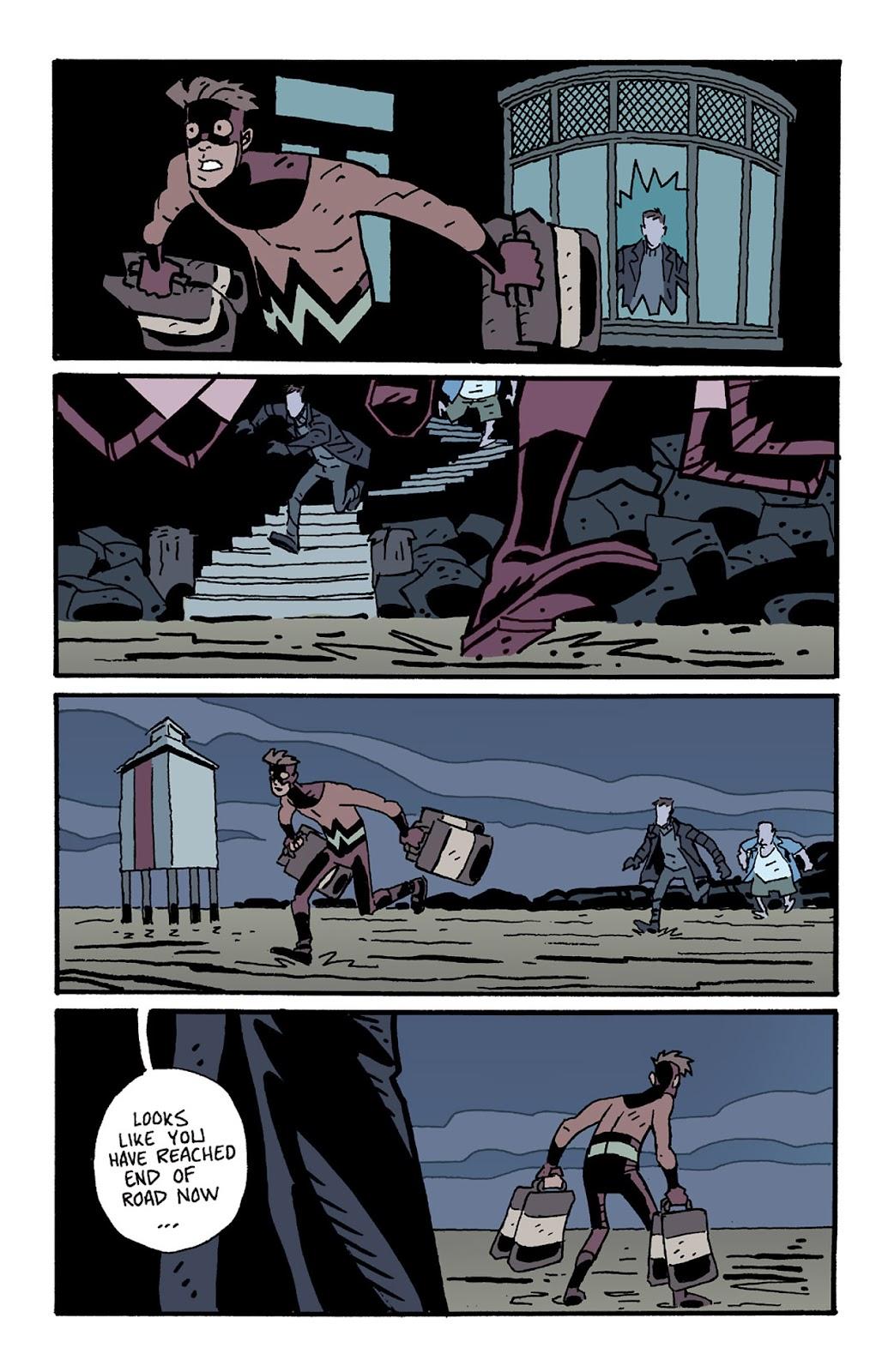Mudman Issue #2 #2 - English 22