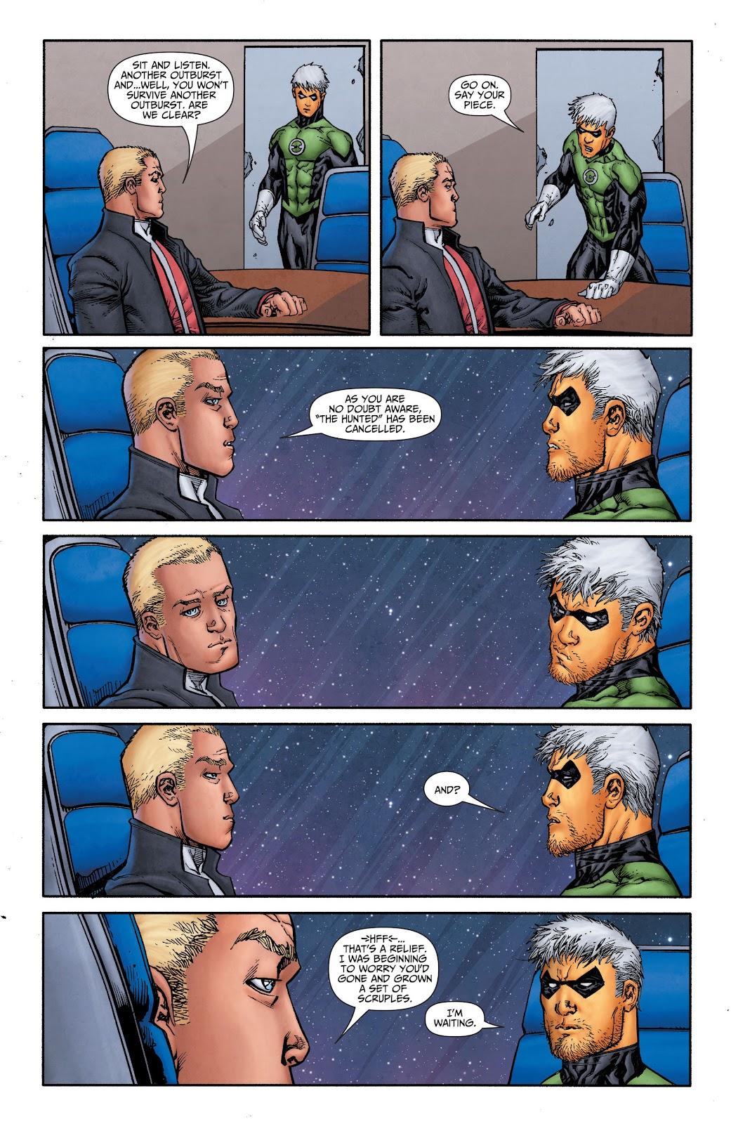 Threshold (2013) Issue #8 #8 - English 15
