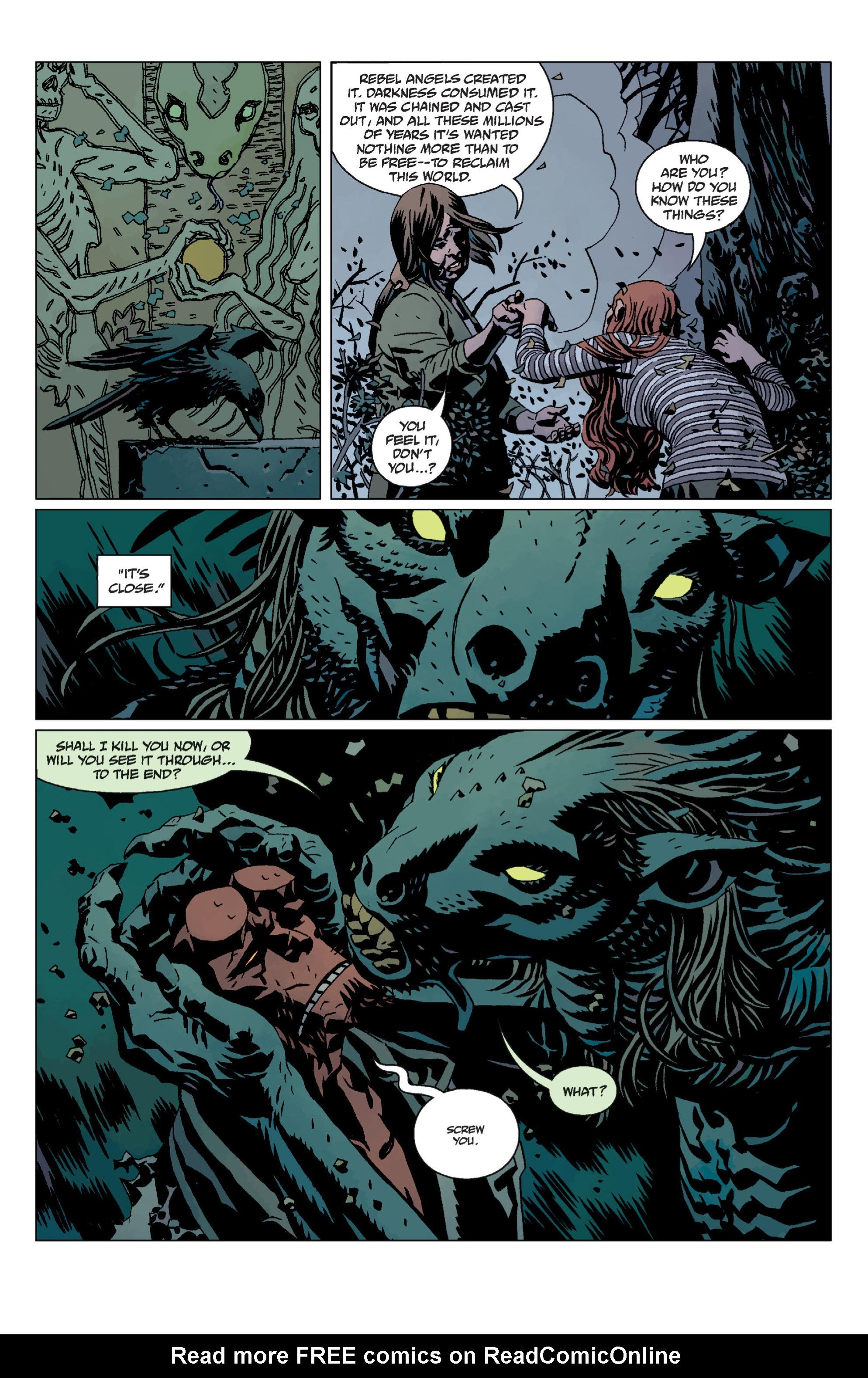 Hellboy chap 12 pic 119