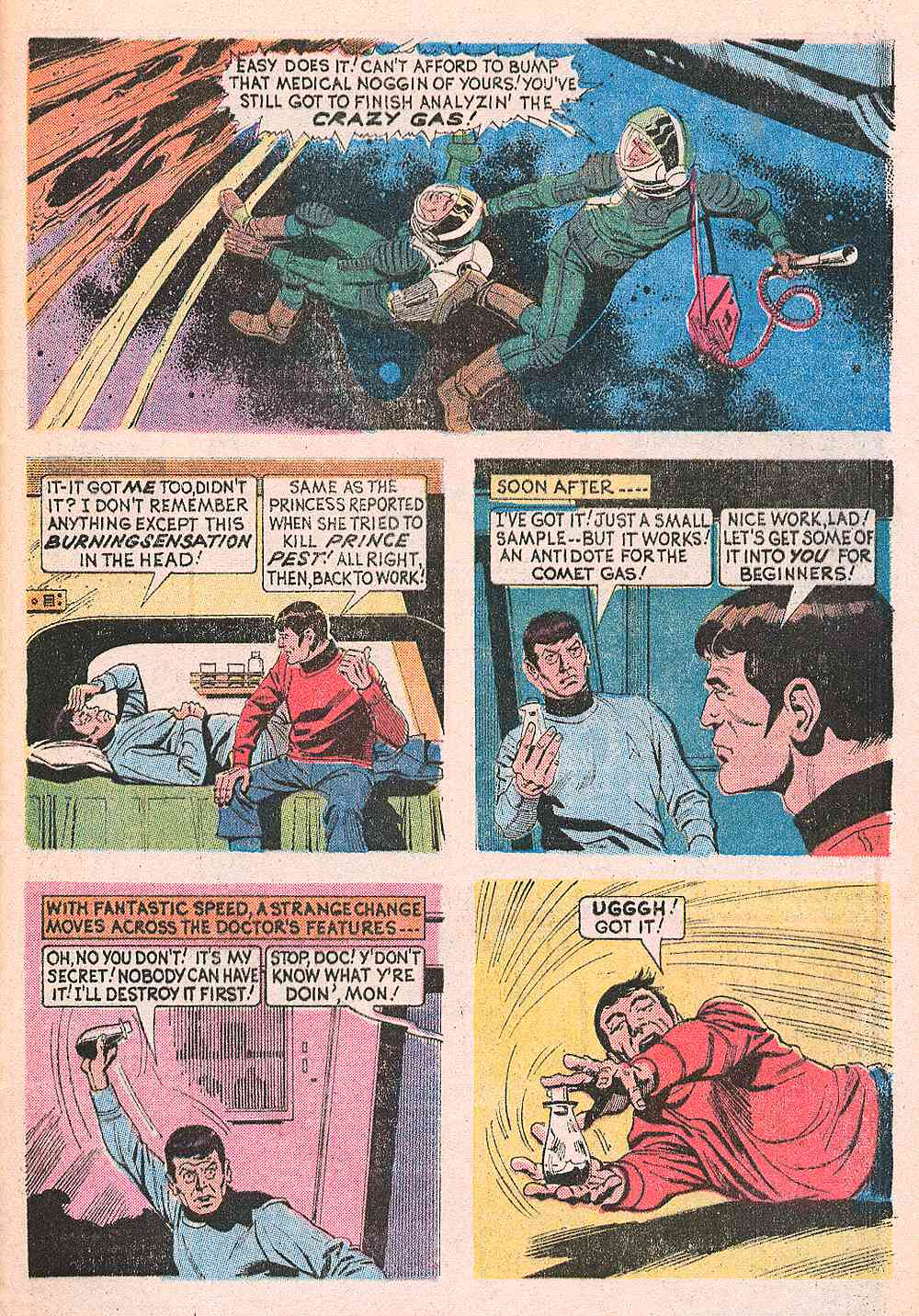 Star Trek (1967) Issue #20 #20 - English 23
