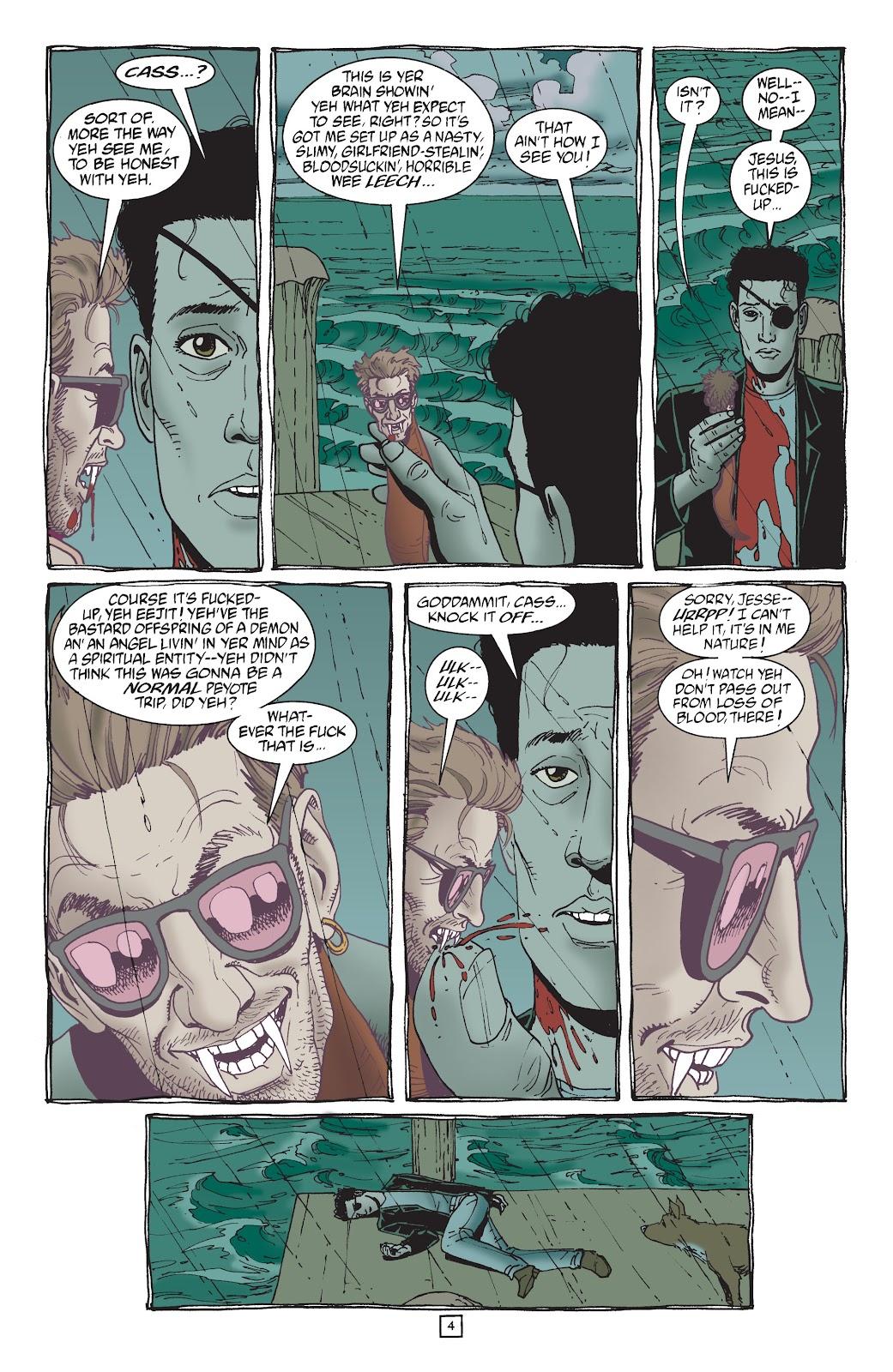 Preacher Issue #49 #58 - English 5