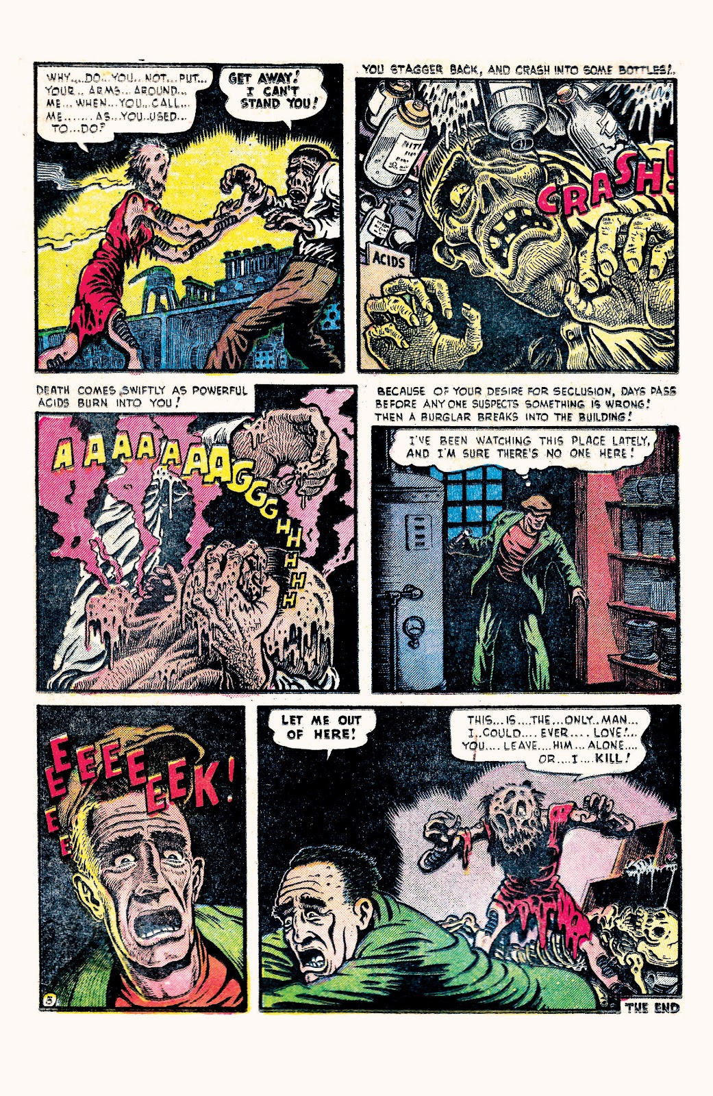 Haunted Horror Issue #22 #22 - English 7