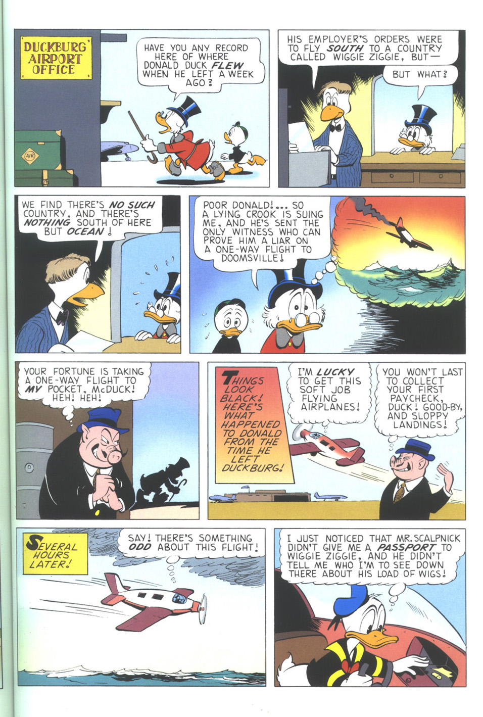 Uncle Scrooge (1953) Issue #339 #339 - English 51