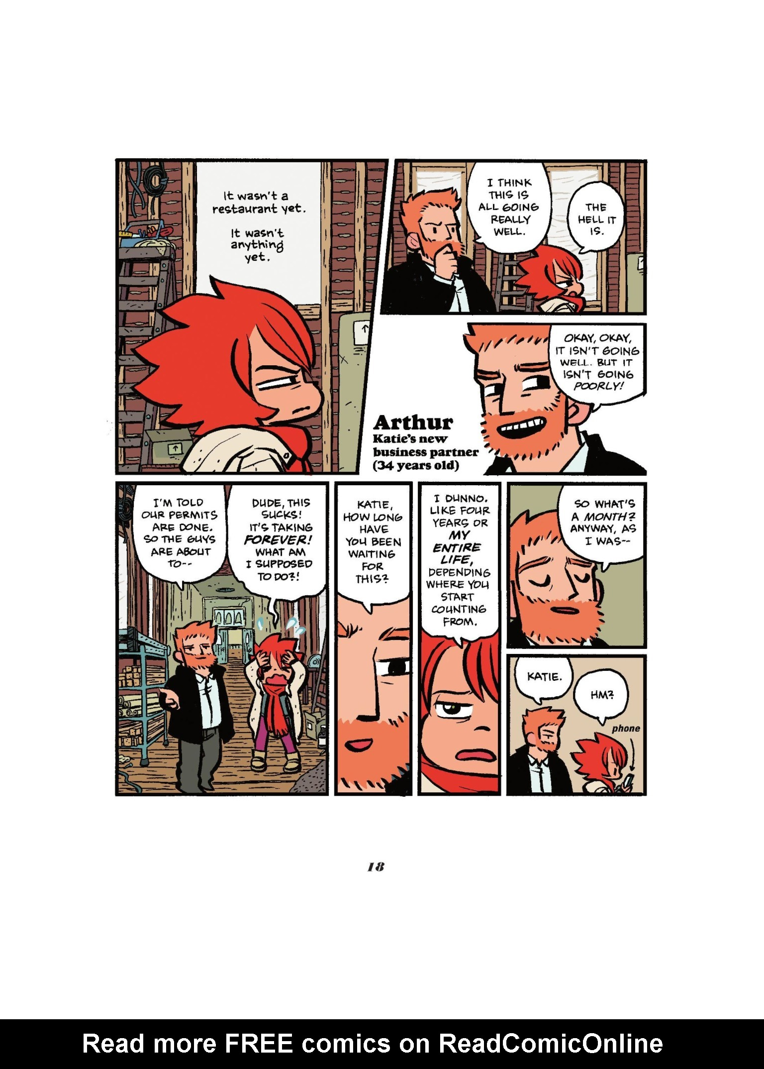Read online Seconds comic -  Issue # Full - 20