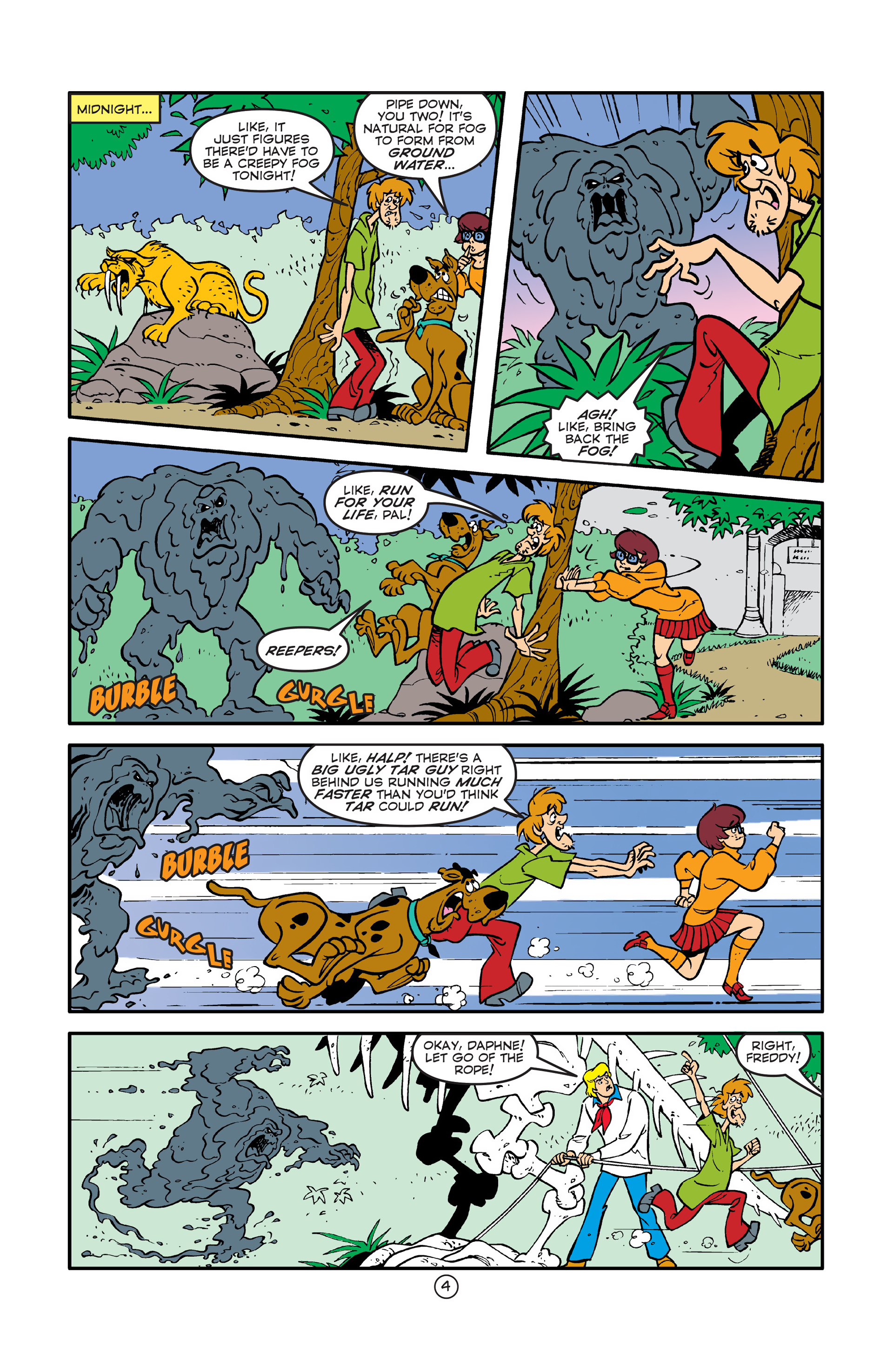 Read online Scooby-Doo (1997) comic -  Issue #49 - 5