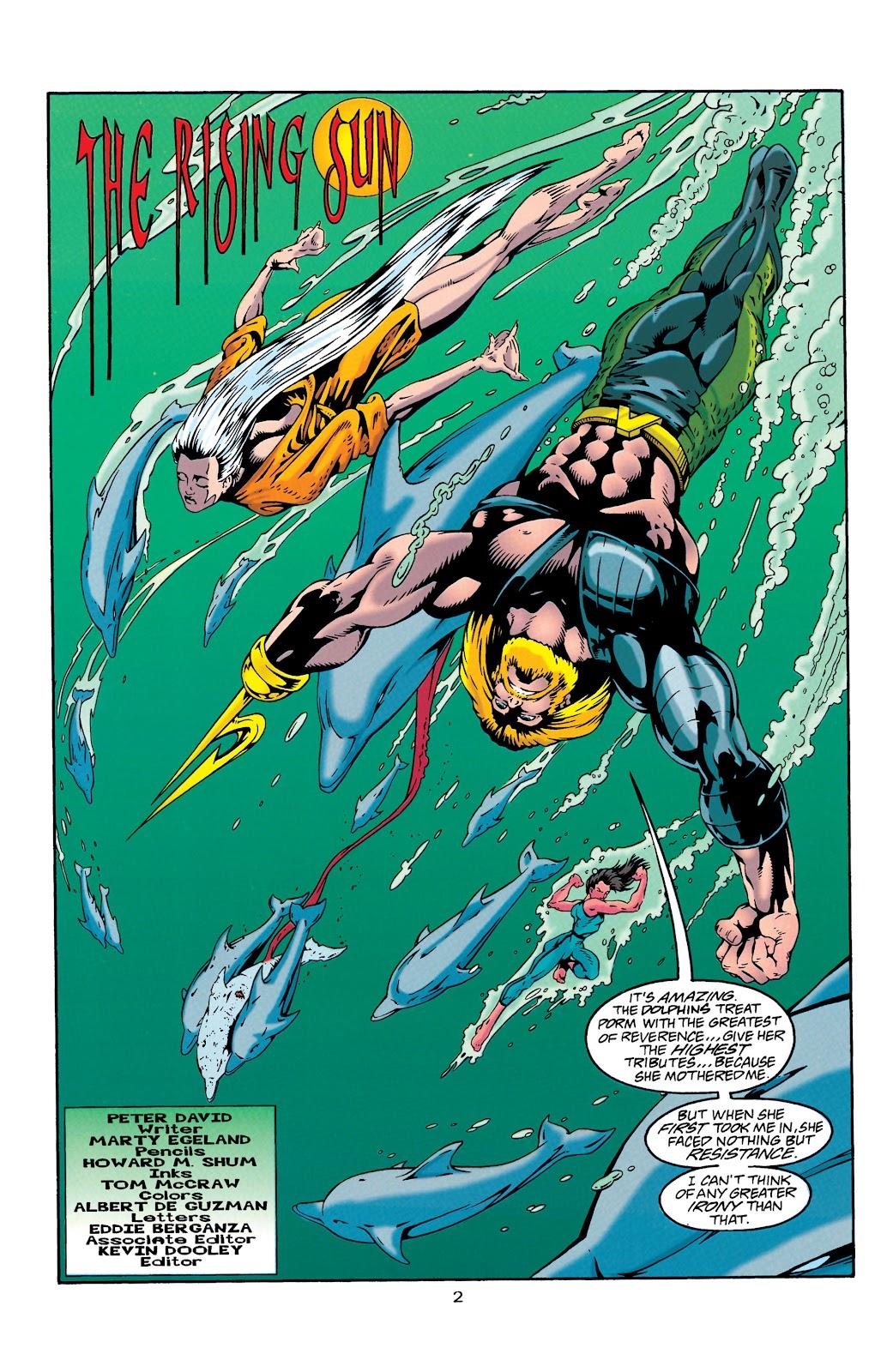 Aquaman (1994) Issue #27 #33 - English 3