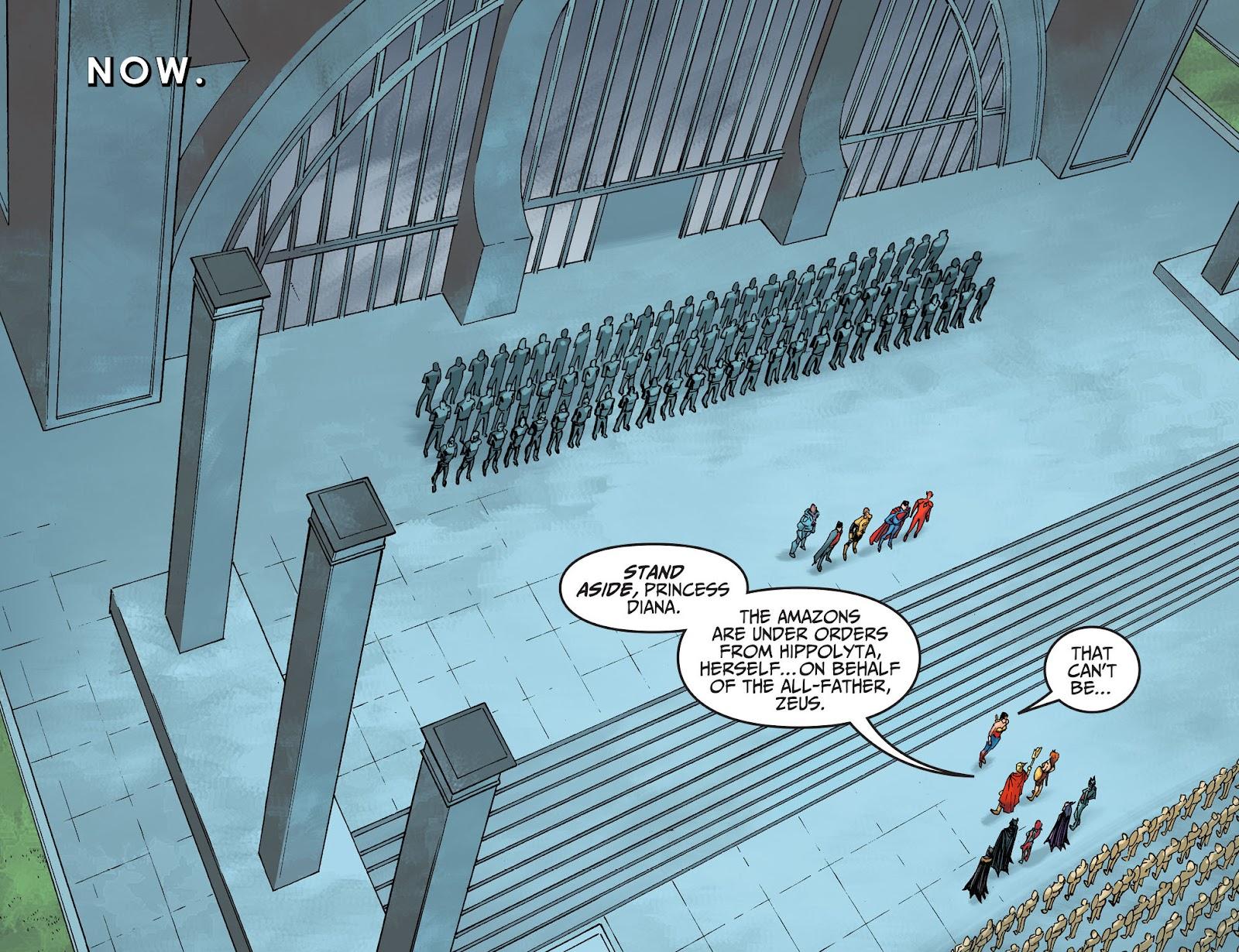 Injustice: Gods Among Us Year Four Issue #7 #8 - English 18