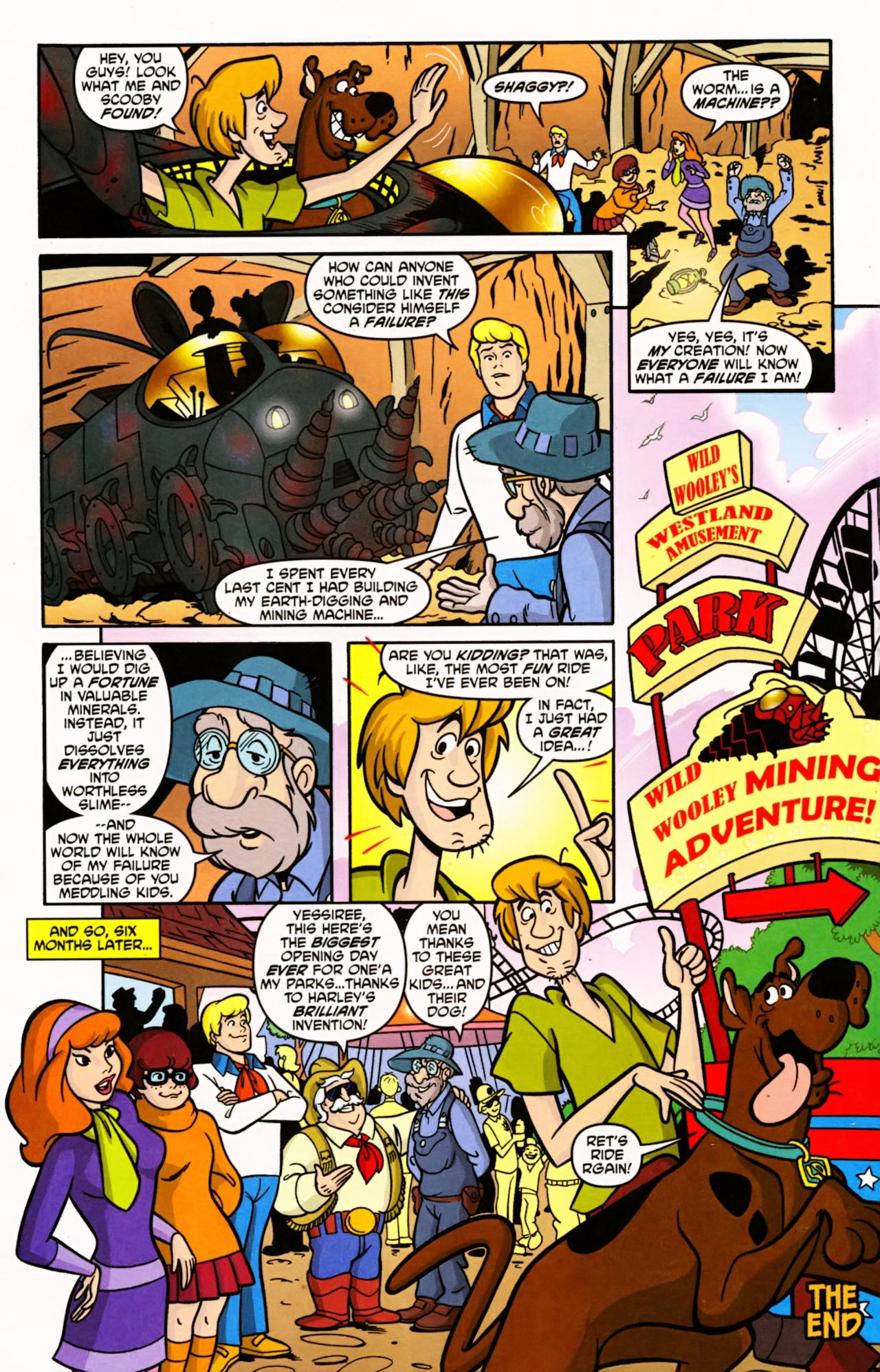 Read online Scooby-Doo (1997) comic -  Issue #149 - 13