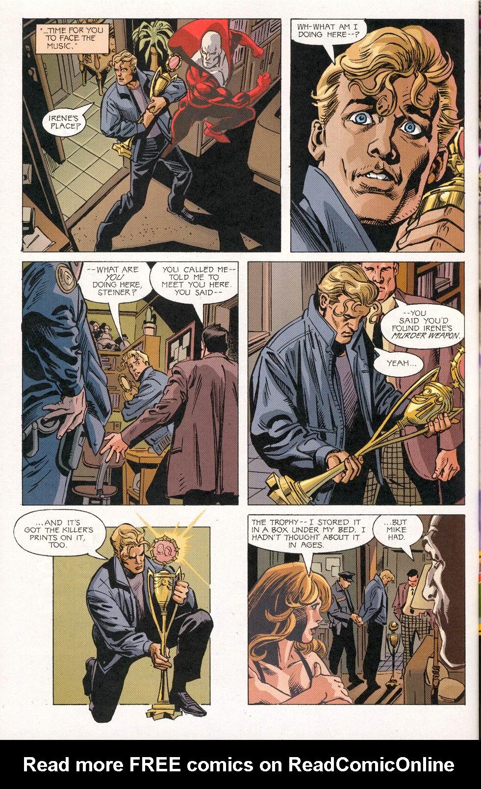 Read online Deadman (2002) comic -  Issue #6 - 21