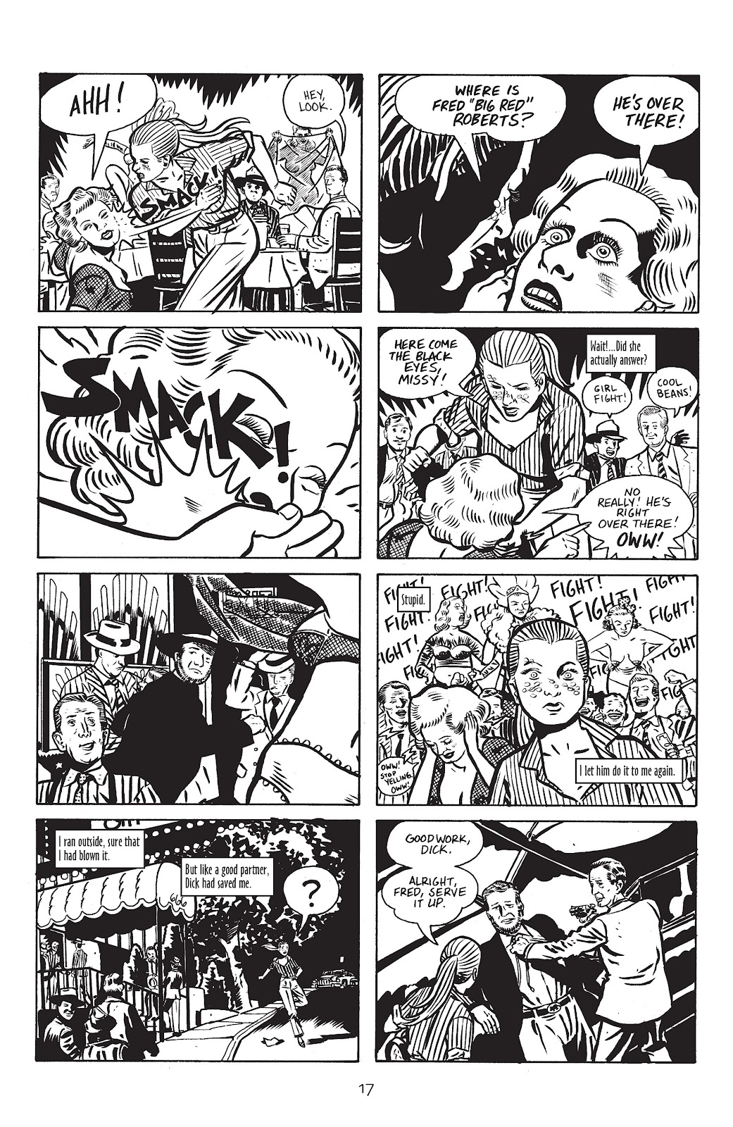 Stray Bullets Issue #18 #18 - English 19