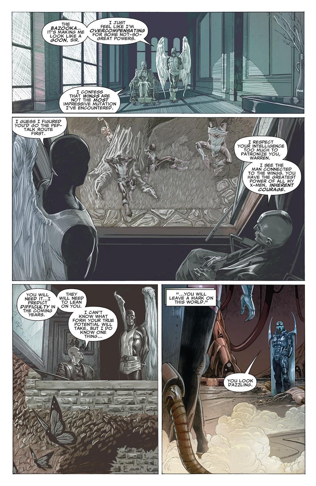 Uncanny X-Force (2010) Issue #17 #18 - English 3