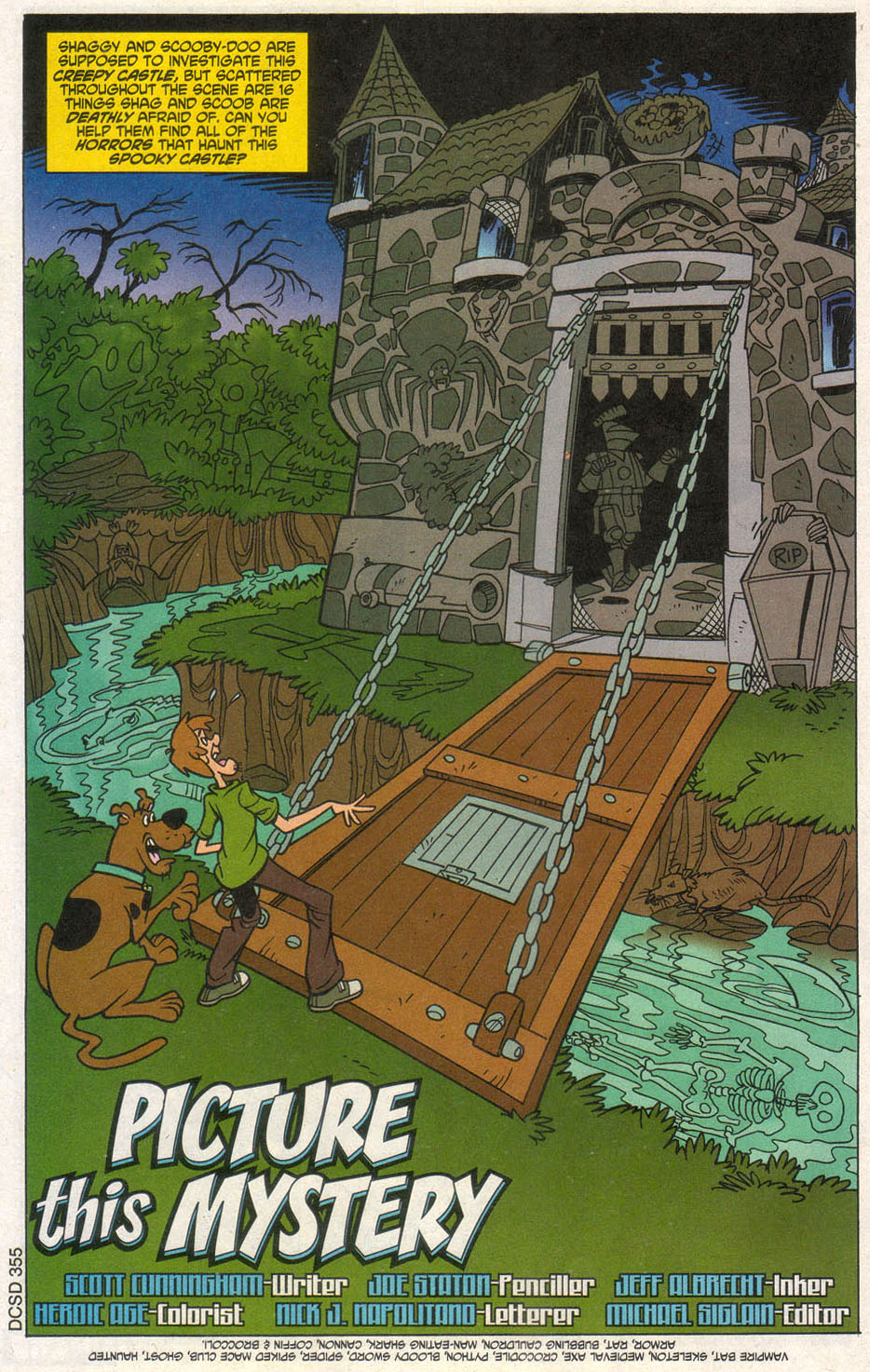 Read online Scooby-Doo (1997) comic -  Issue #106 - 19