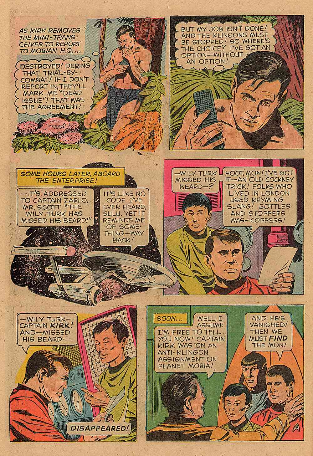 Star Trek (1967) Issue #38 #38 - English 18