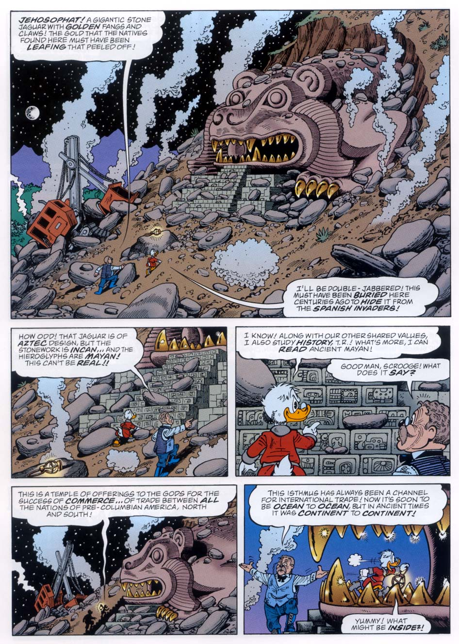 Uncle Scrooge (1953) Issue #332 #332 - English 20