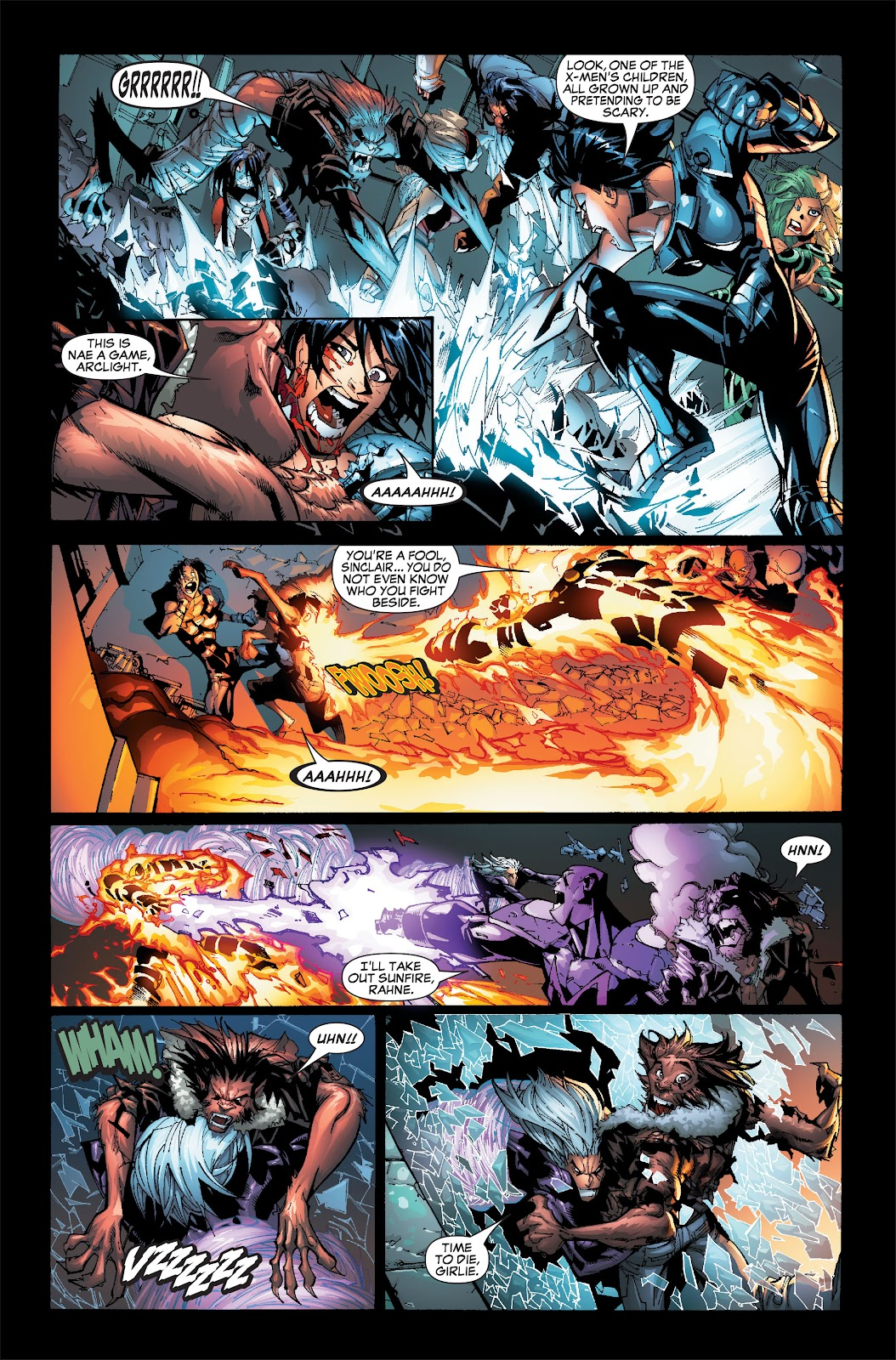 New X-Men (2004) Issue #46 #46 - English 8