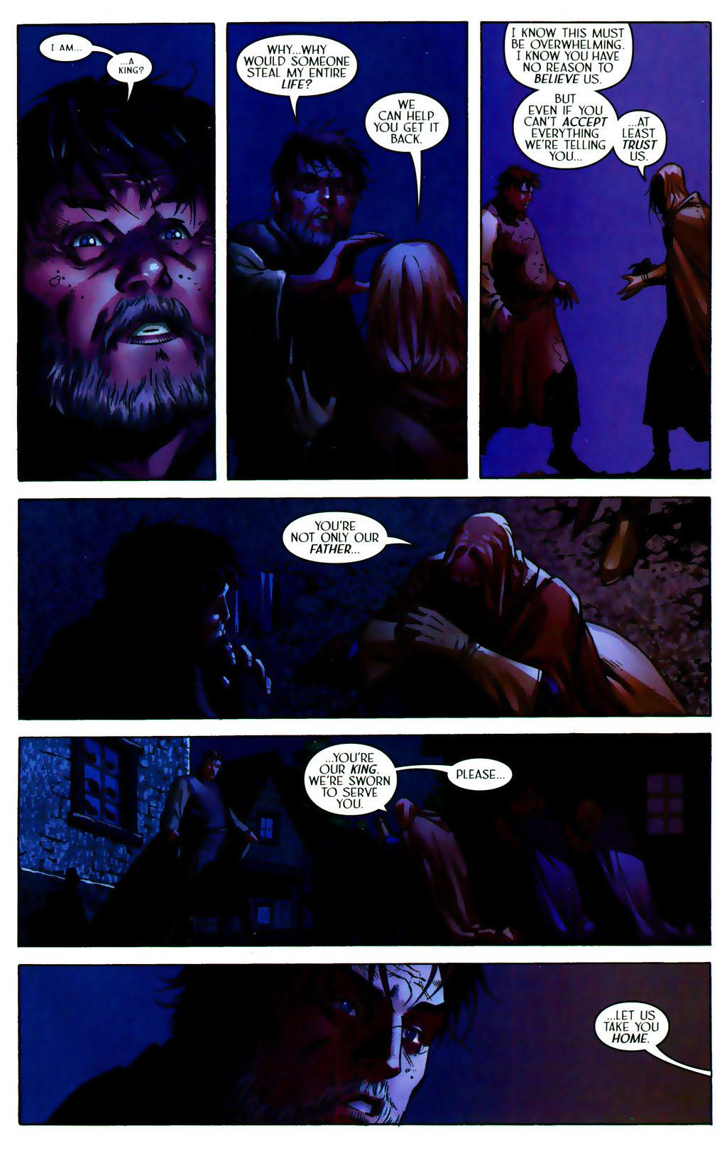 Read online Scion comic -  Issue #38 - 20