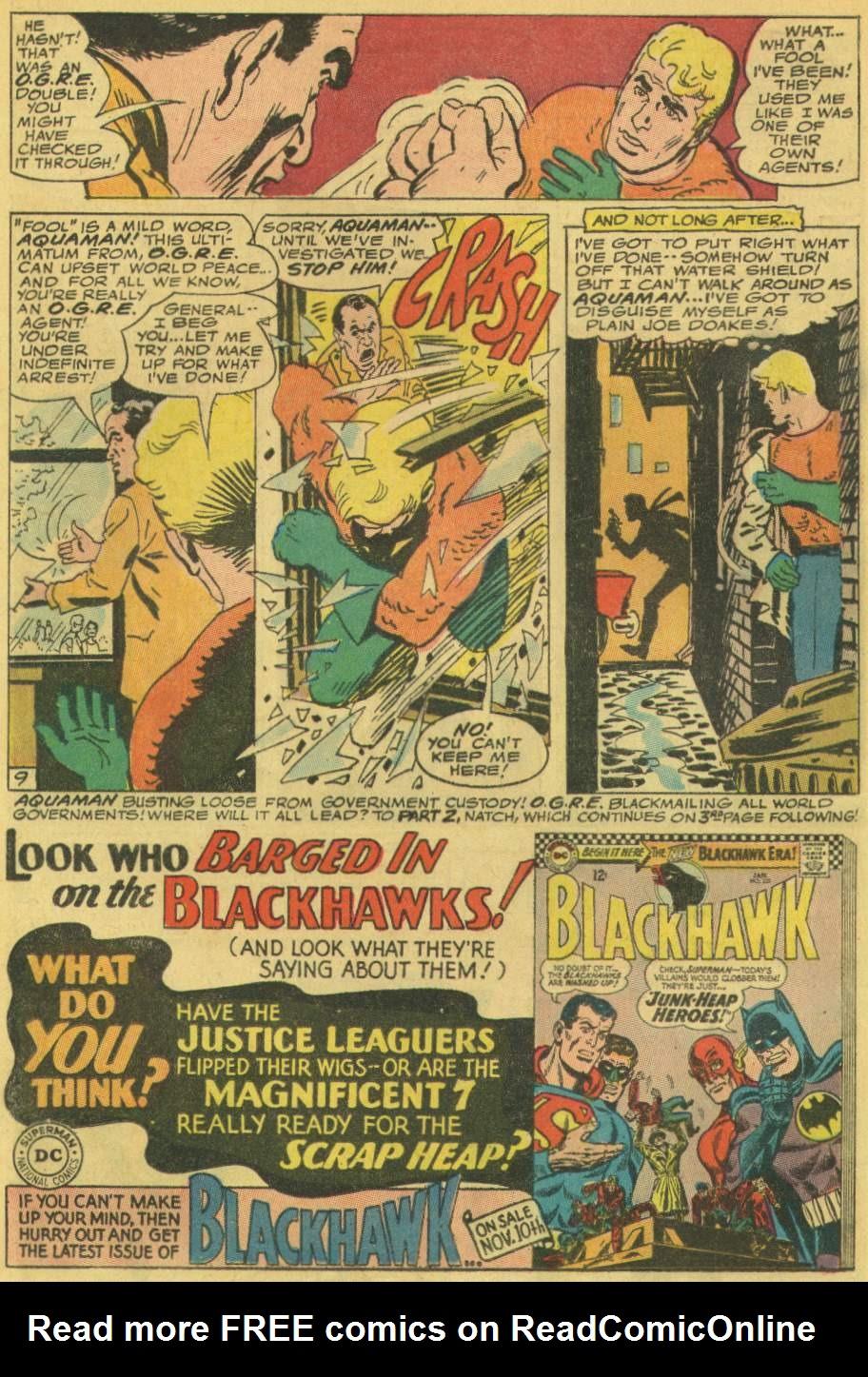 Aquaman (1962) Issue #31 #31 - English 12