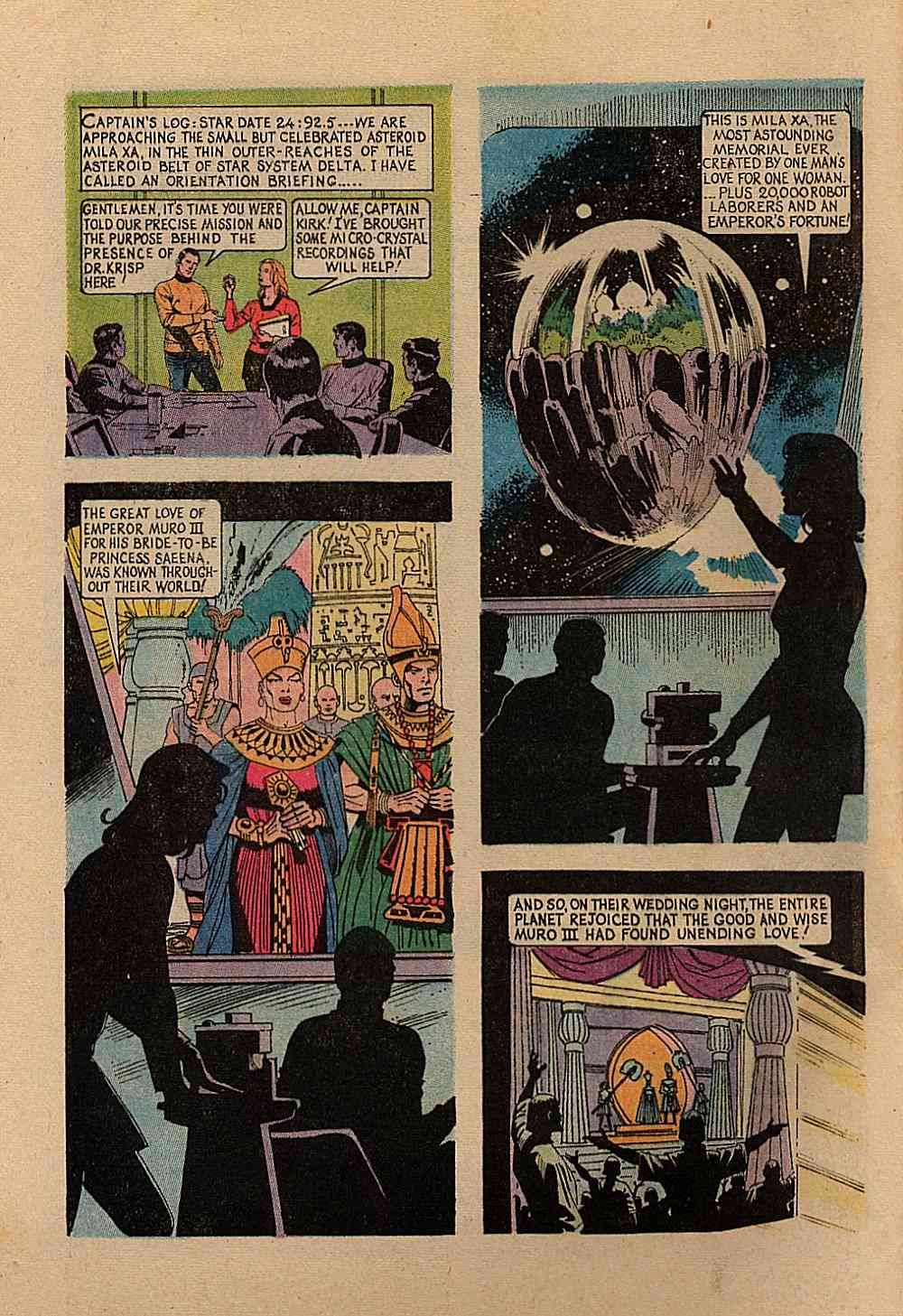 Star Trek (1967) Issue #19 #19 - English 3