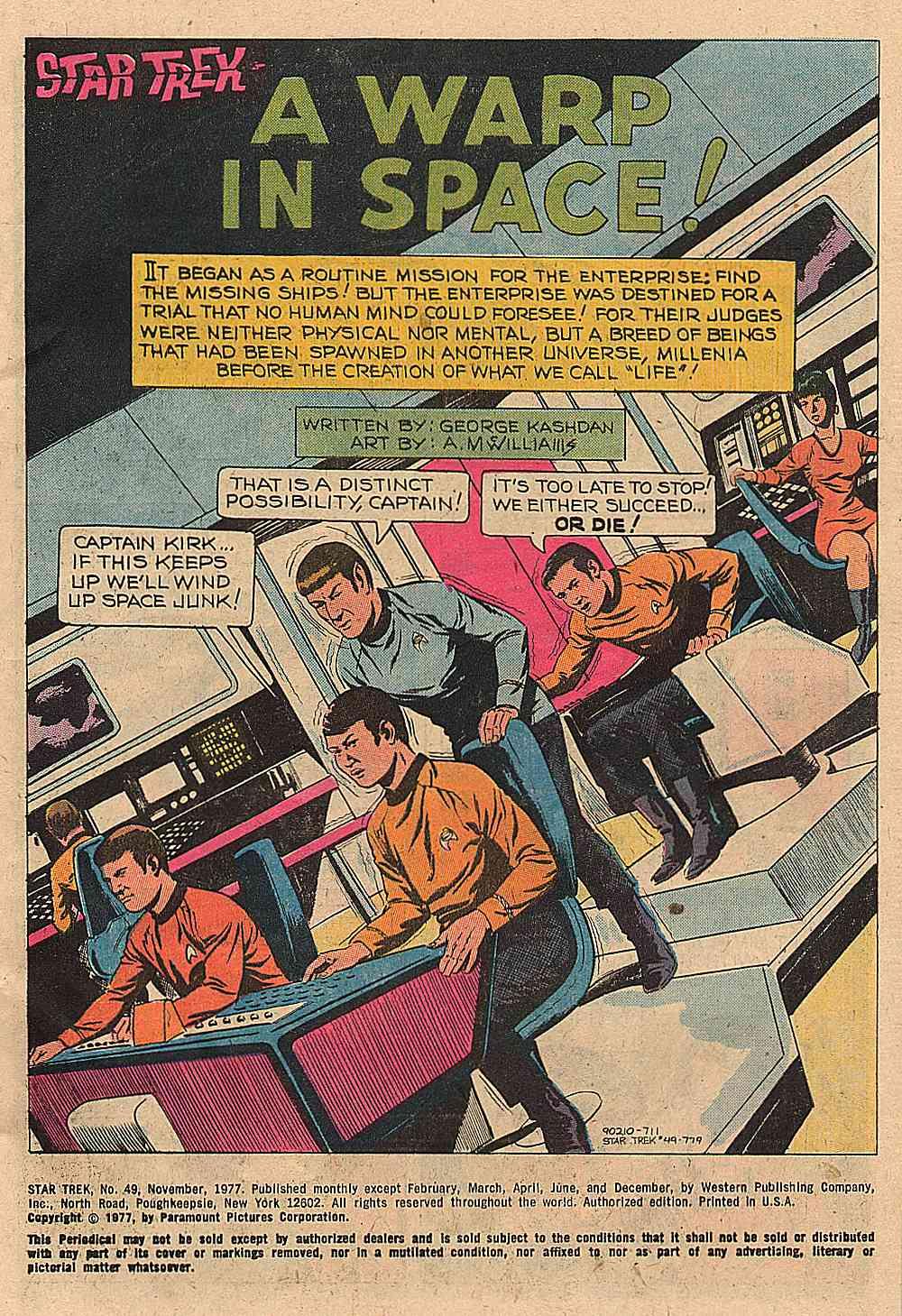 Star Trek (1967) #49 #49 - English 2