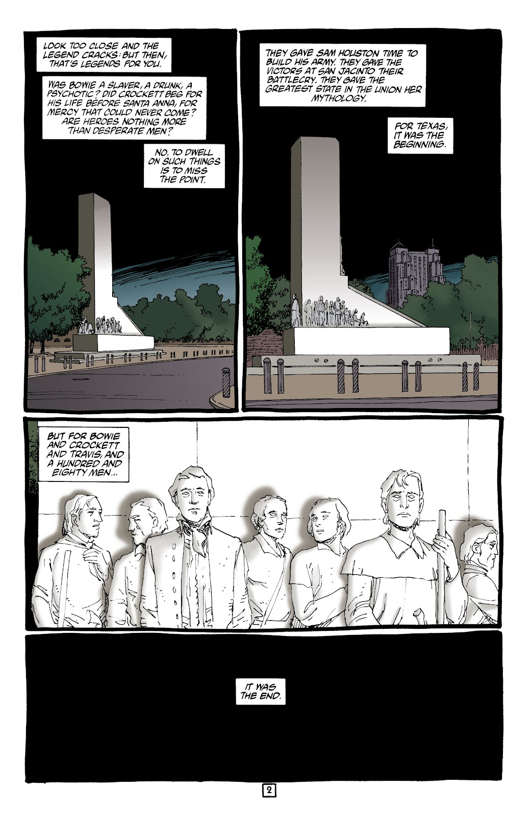 Preacher Issue #59 #68 - English 3