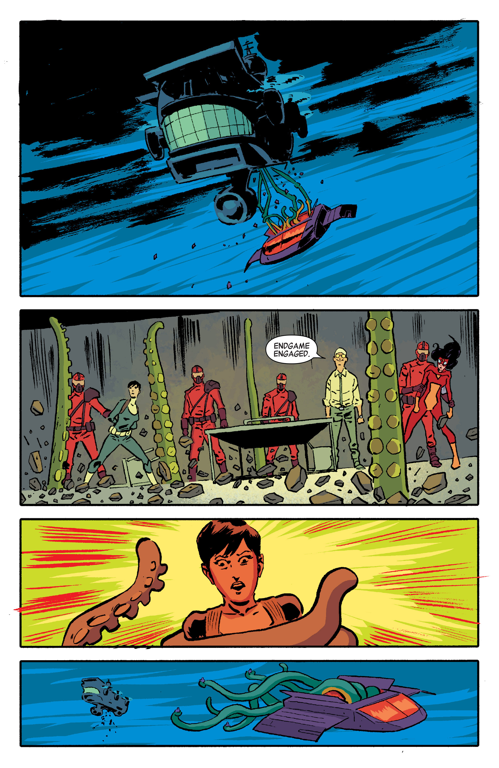 Read online Secret Avengers (2014) comic -  Issue #11 - 18