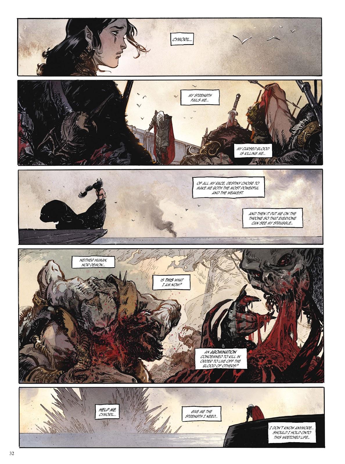 Elric (2014) TPB 1 #1 - English 31