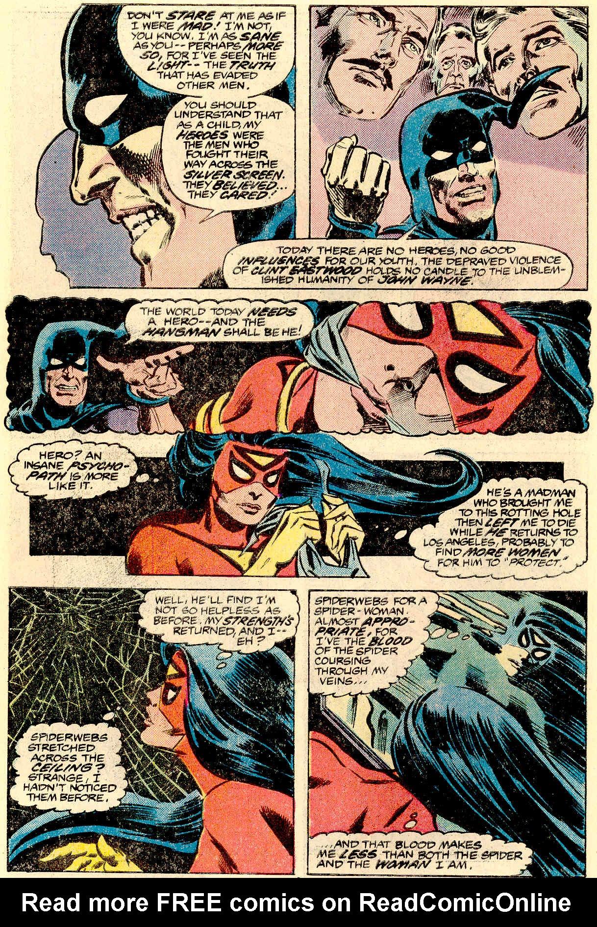 Spider-Woman (1978) #5 #46 - English 5
