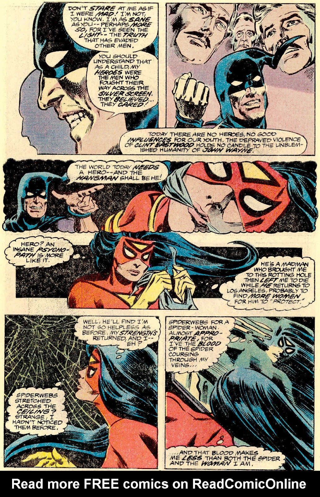 Spider-Woman (1978) Issue #5 #5 - English 5