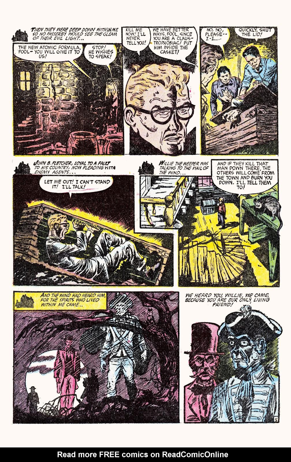 Haunted Horror Issue #27 #27 - English 41