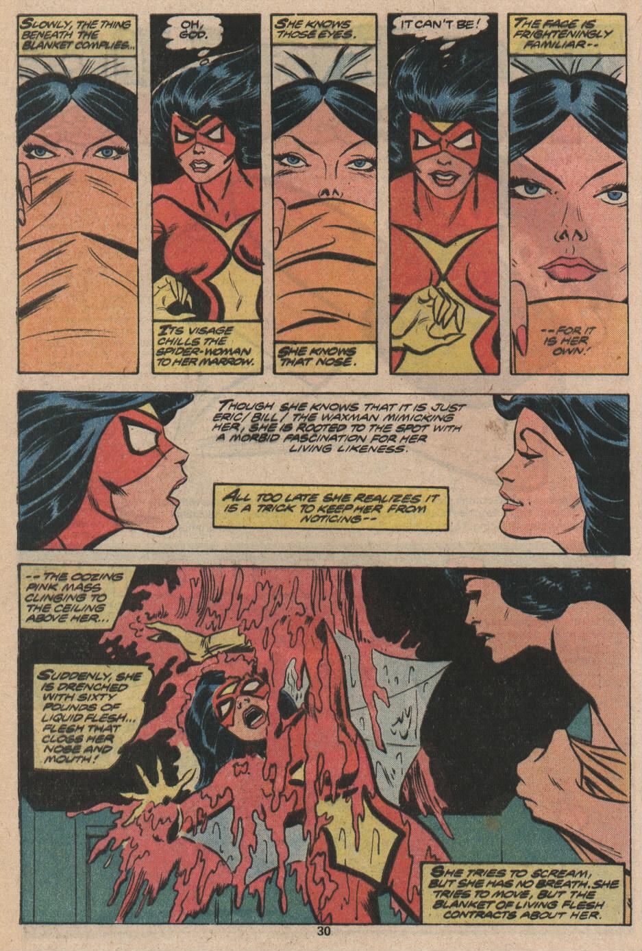Spider-Woman (1978) #18 #33 - English 18